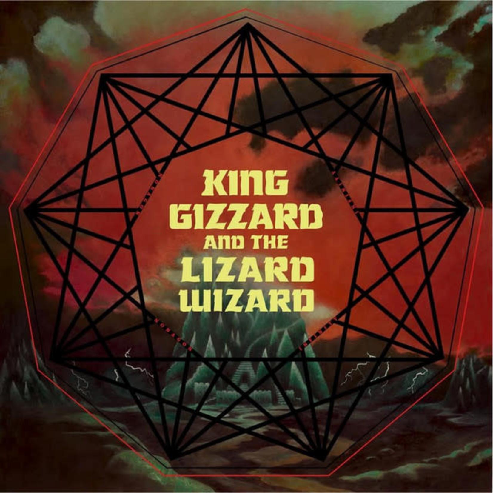 Vinyl King Gizzard - Nonagon Infinity