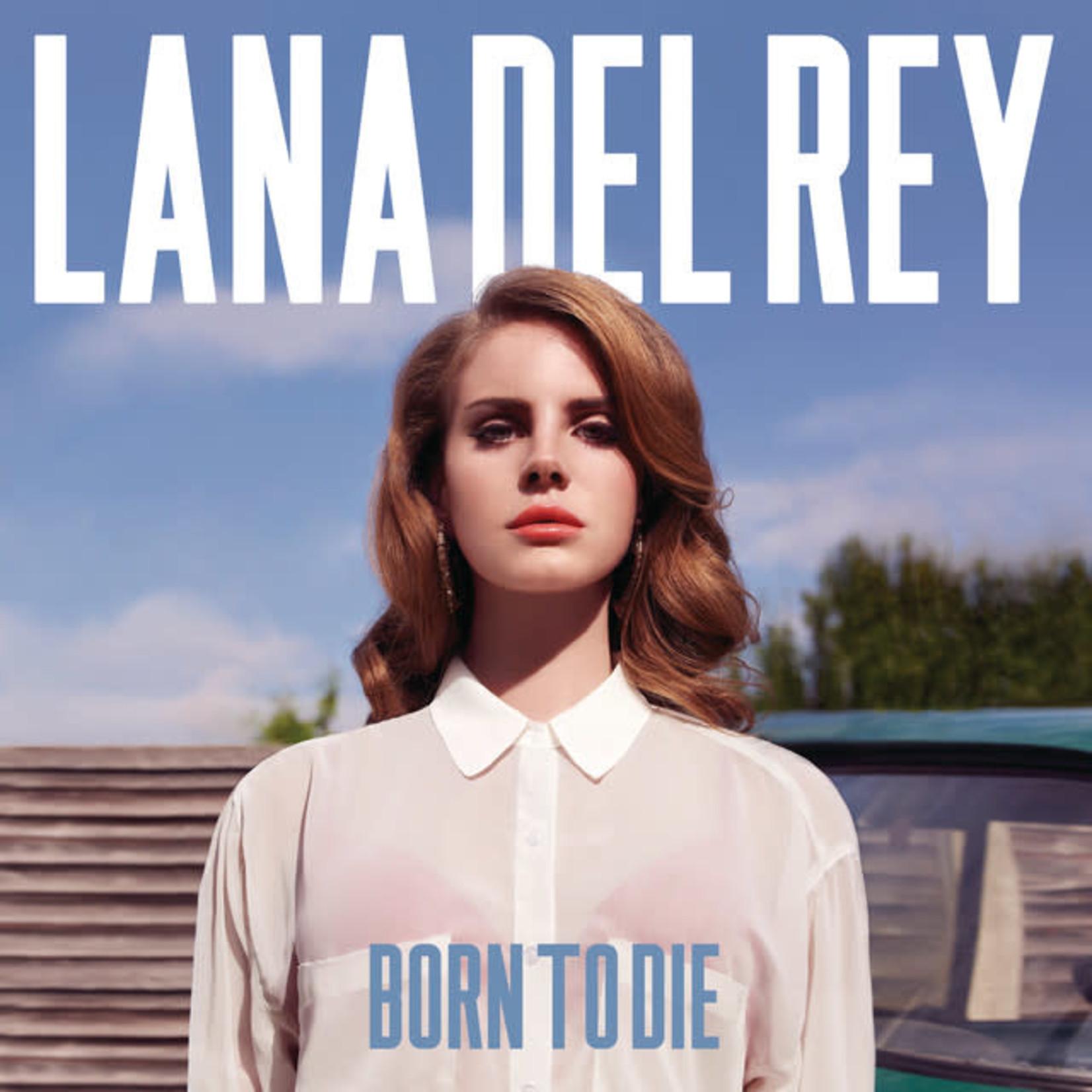 Vinyl Lana Del Ray - Born To Die
