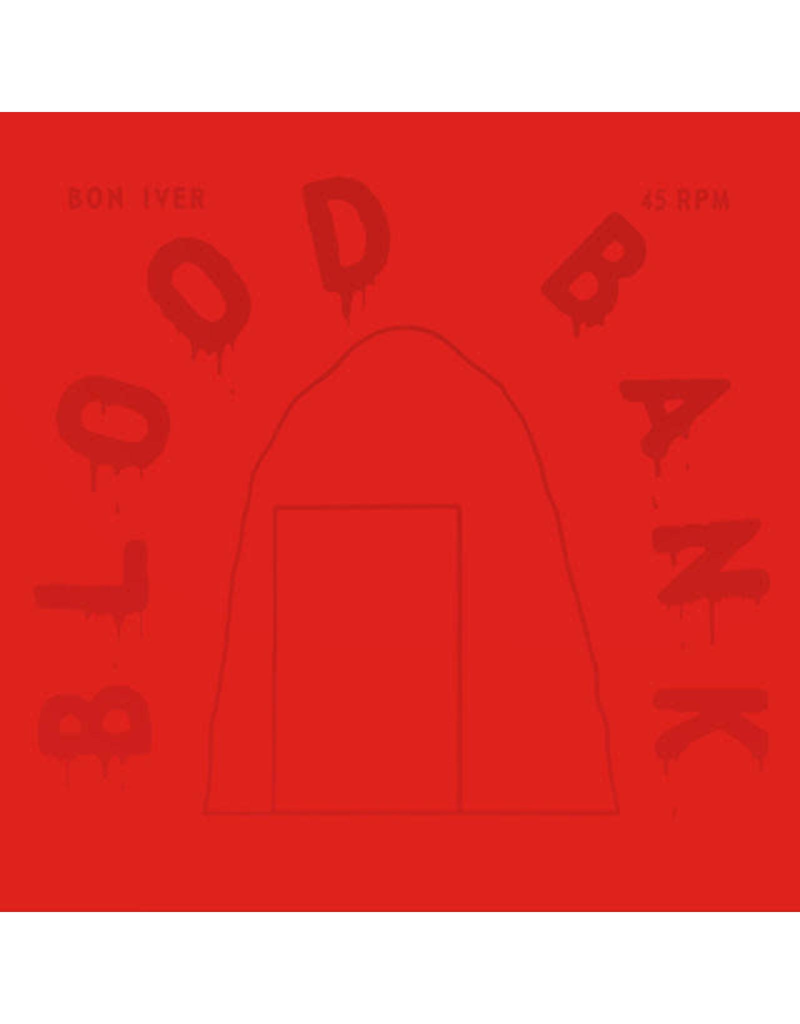 Vinyl Bon Iver - Blood Bank