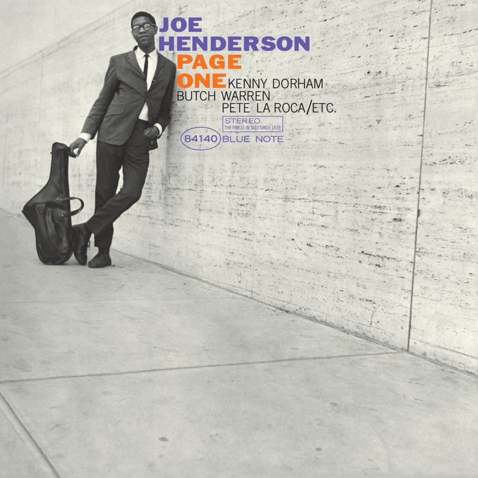 Vinyl Joe Henderson - Page One