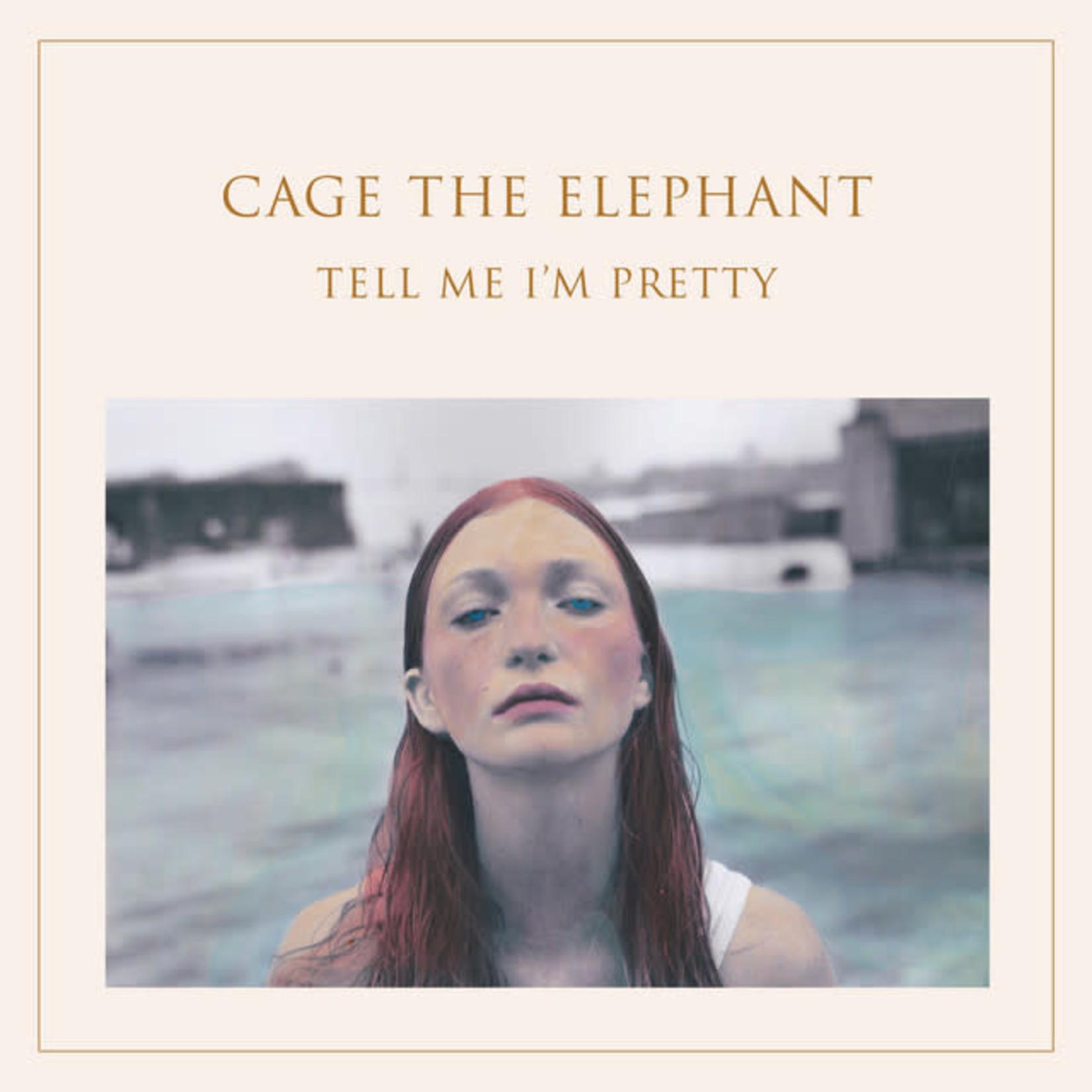 Vinyl Cage The Elephant - Tell Me I'm Pretty