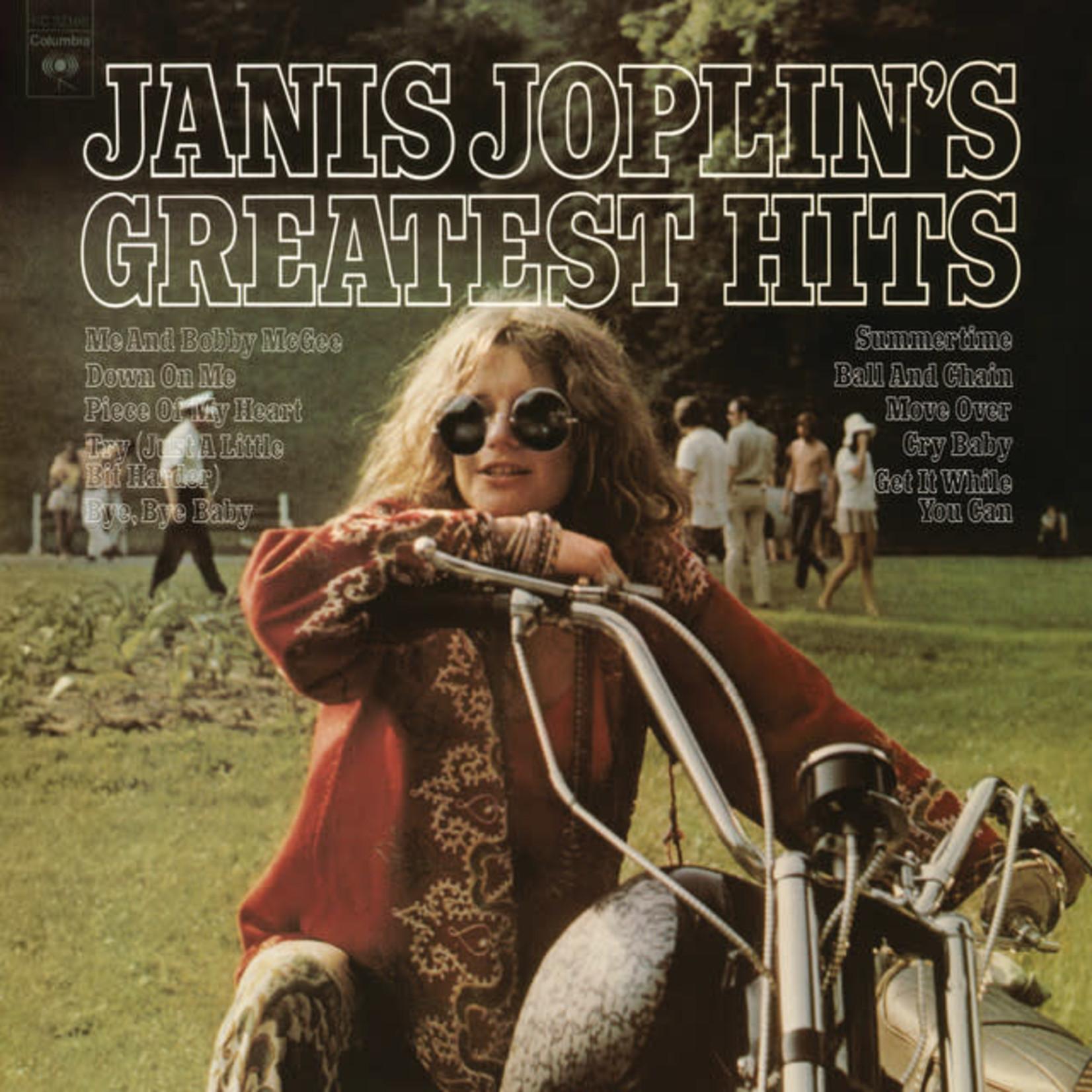 Vinyl Janis Joplin - Greatest Hits