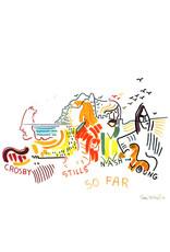 Vinyl Crosby, Stills, Nash & Young - So Far