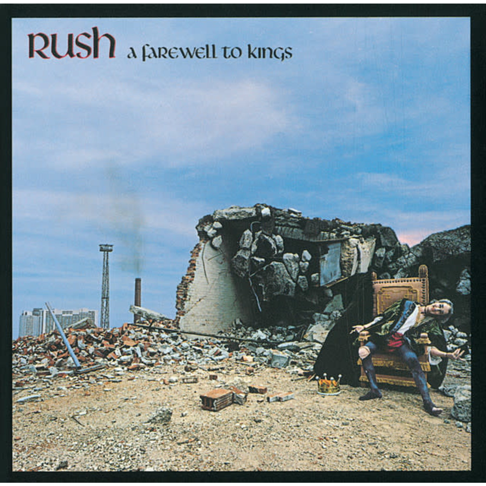 Vinyl Rush - A Farewell To Kings