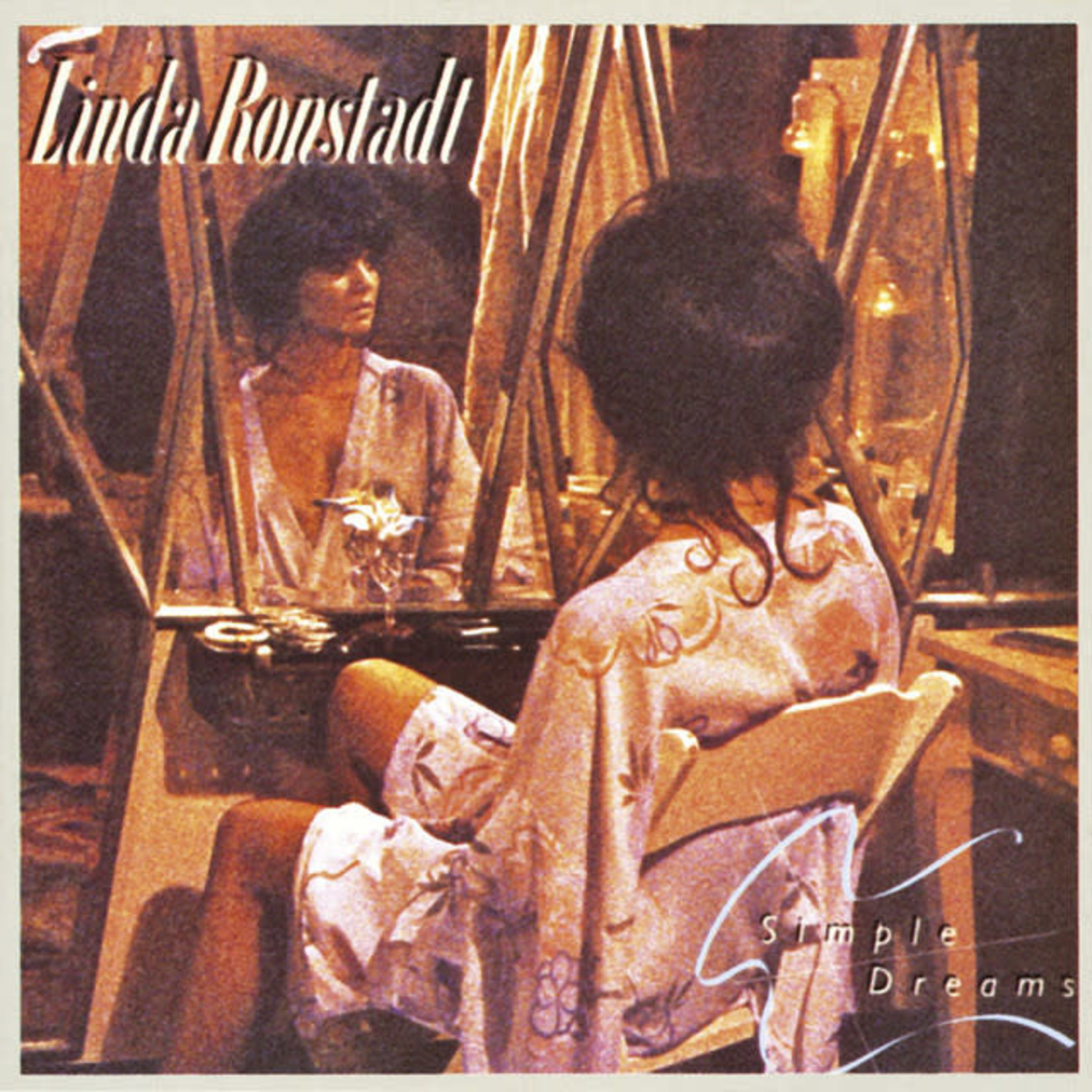 Vinyl Linda Ronstadt - Simple Dreams