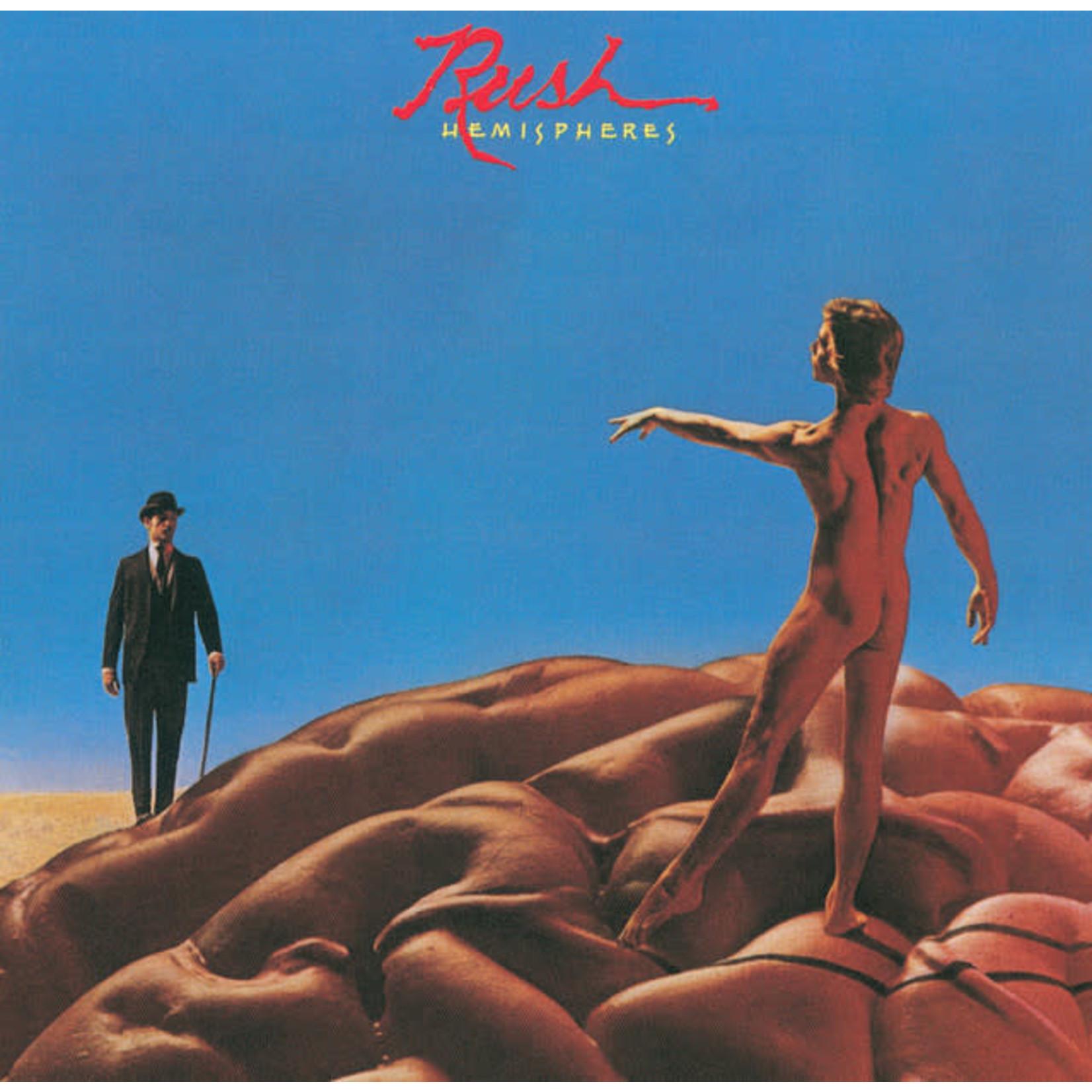 Vinyl Rush - Hemispheres