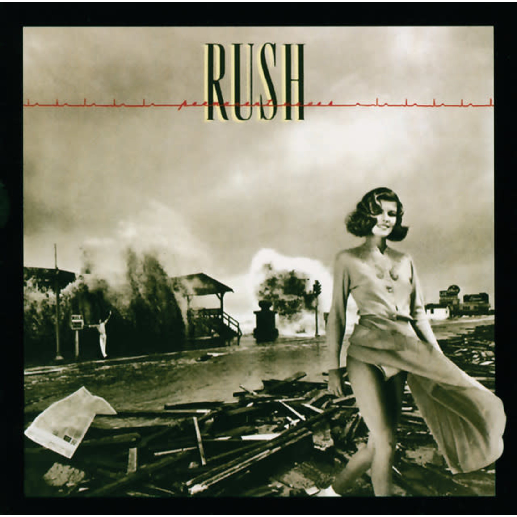 Vinyl Rush - Permanent Waves