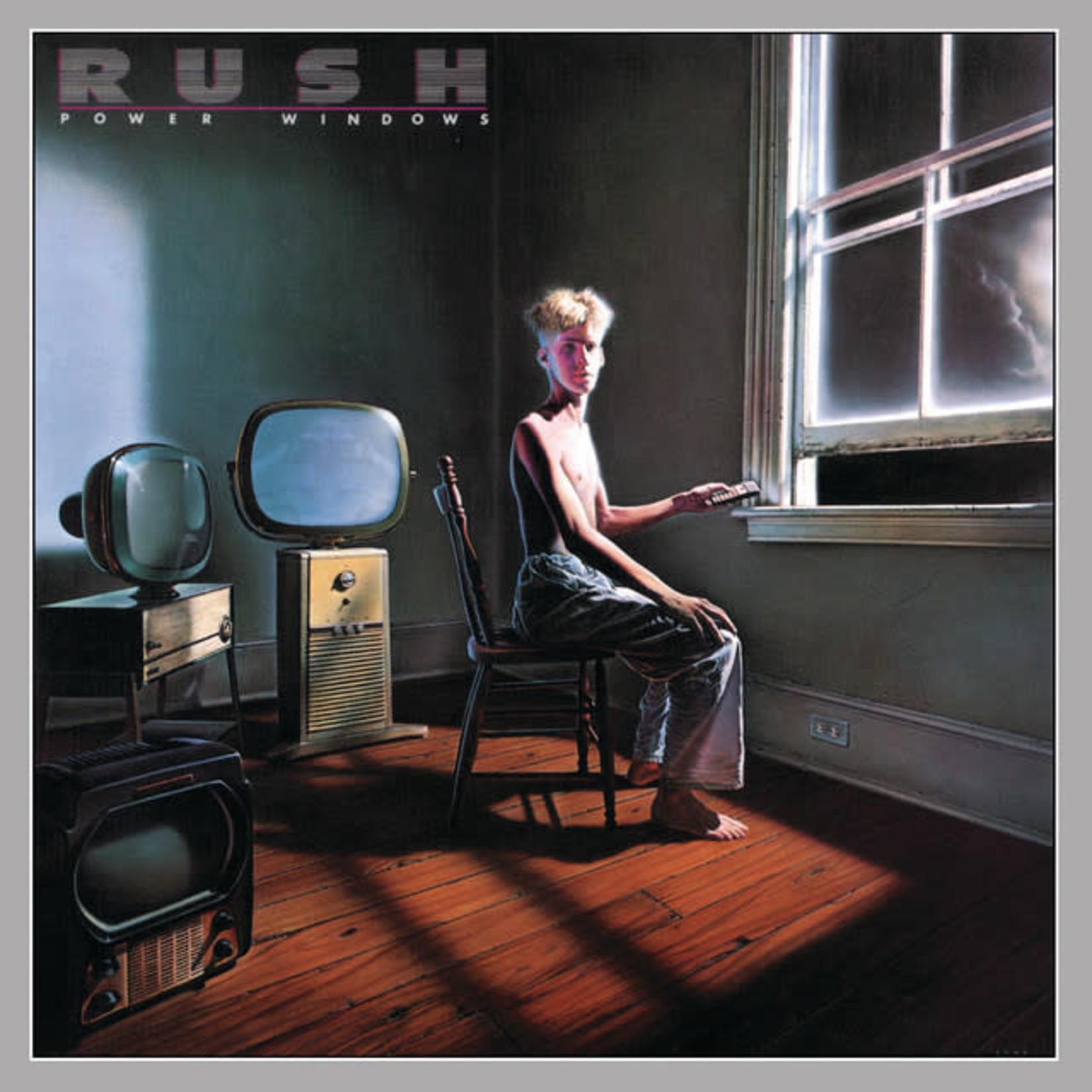 Vinyl Rush - Power Windows