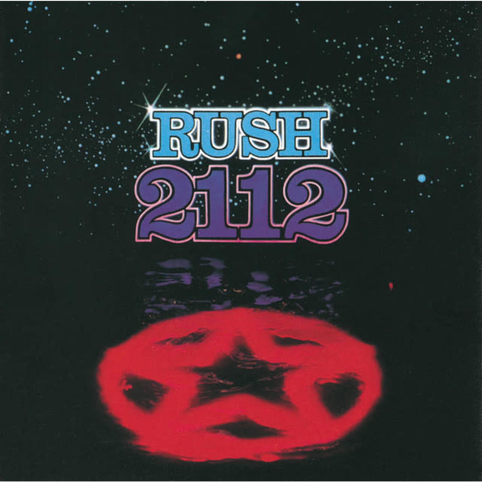 Vinyl Rush - 2112