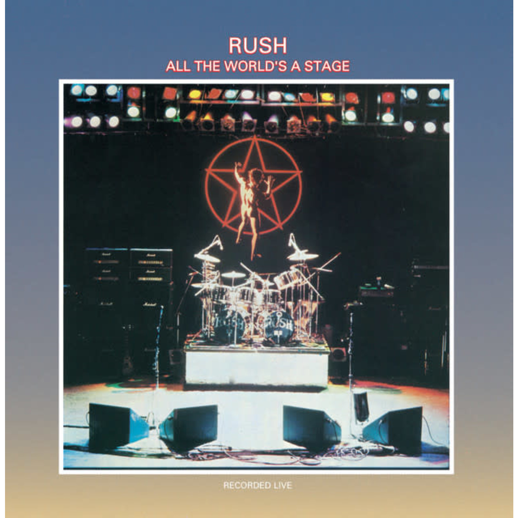 Vinyl Rush - All The World's A Stage
