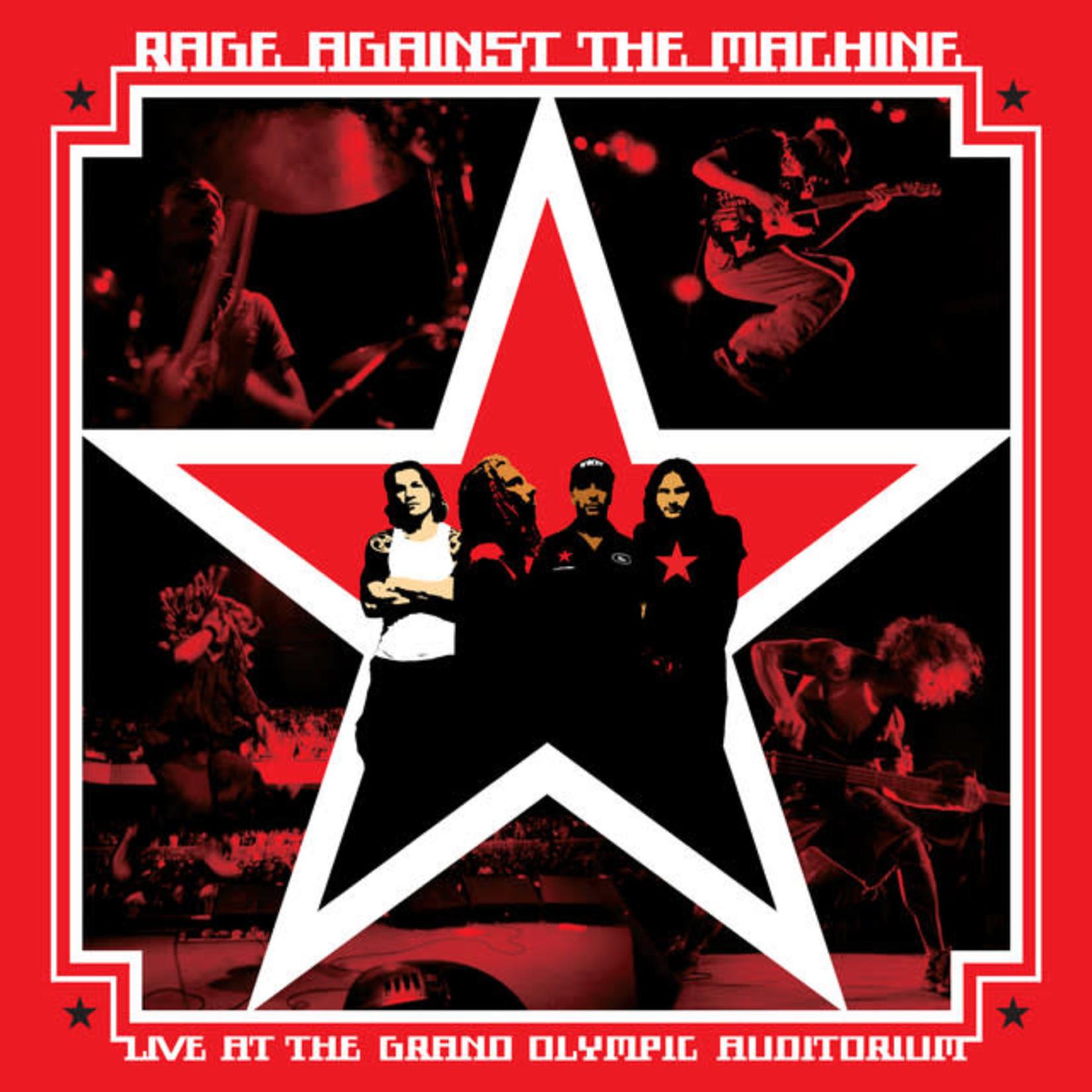 Vinyl Rage Against The Machine - Live At The Olympic Auditorium