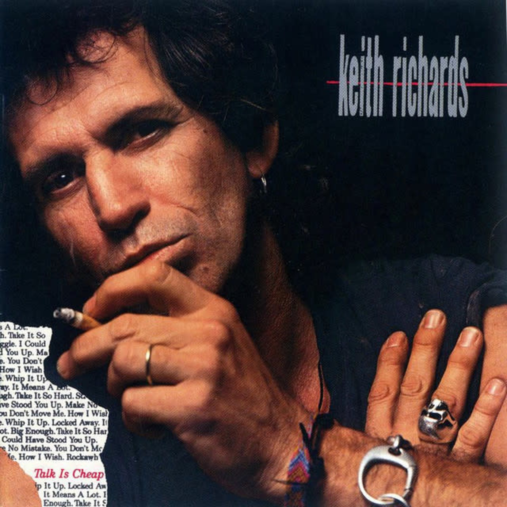 Vinyl Keith Richards - Talk Is Cheap
