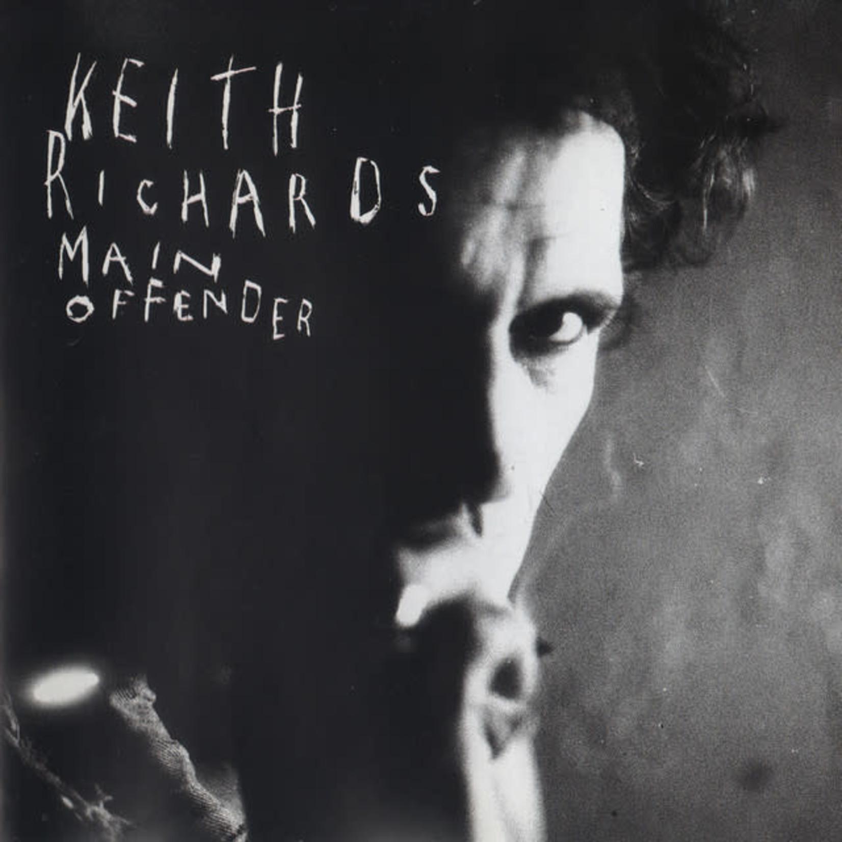 Vinyl Keith Richards - Main Offender