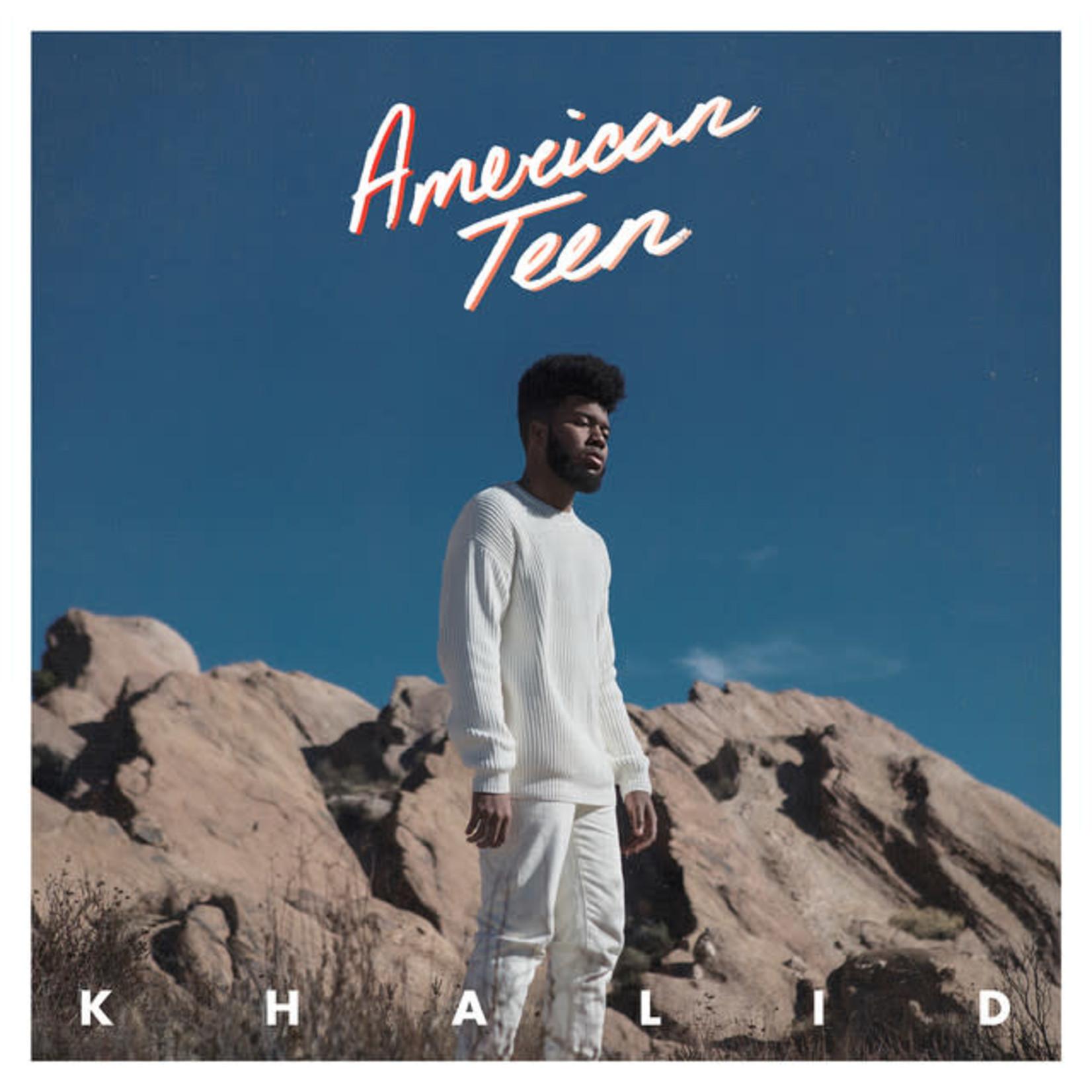 Vinyl Khalid - American Teen