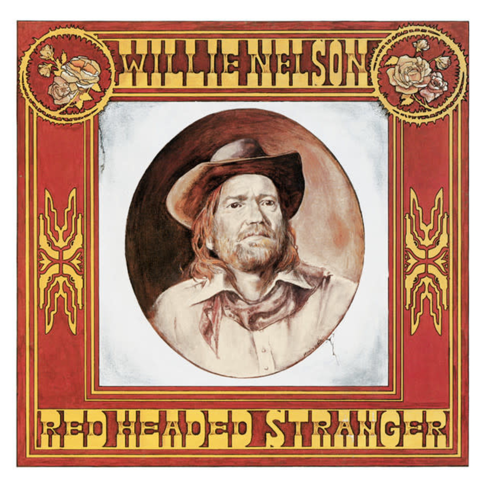 Vinyl Willie Nelson - Red Headed Stranger