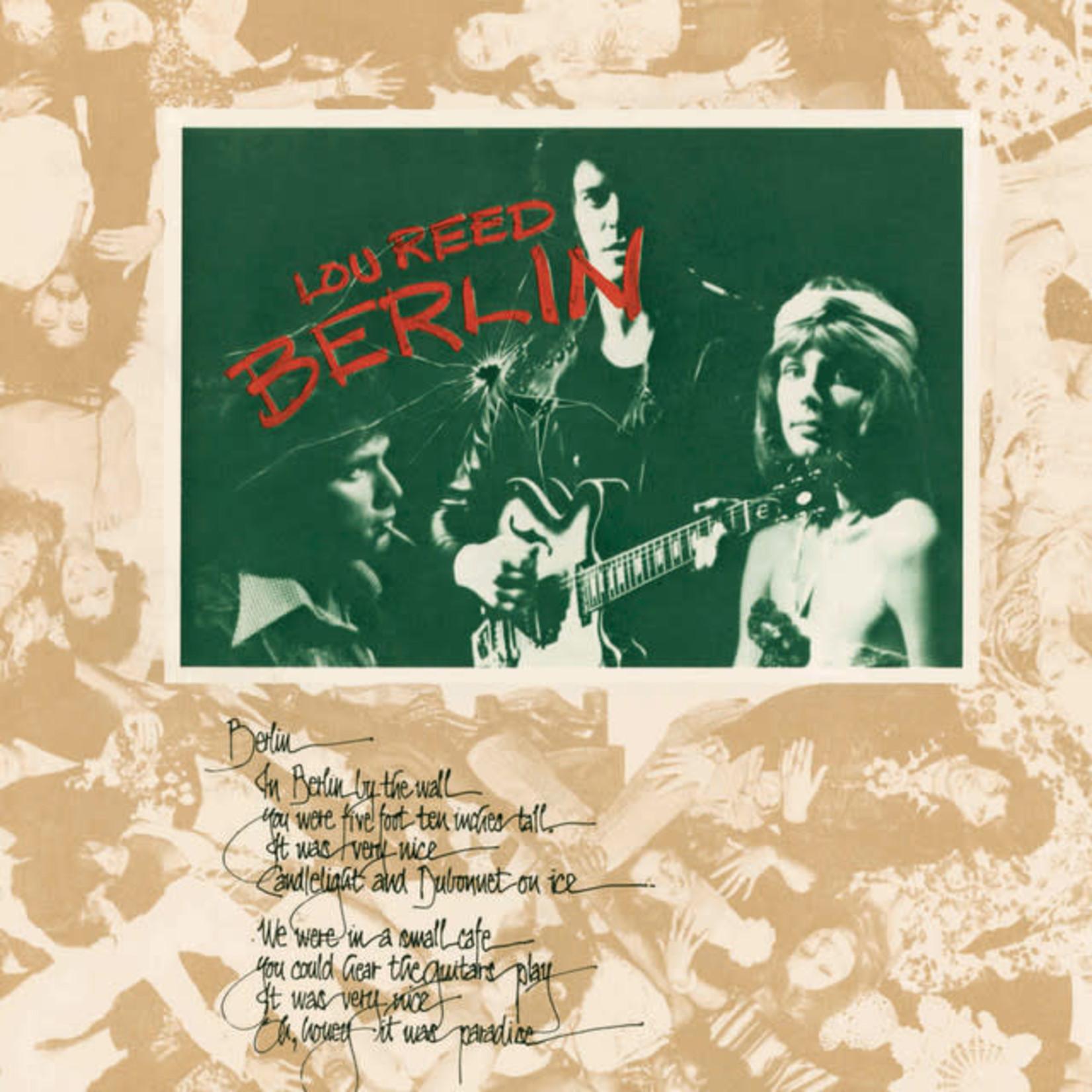 Vinyl Lou Reed - Berlin