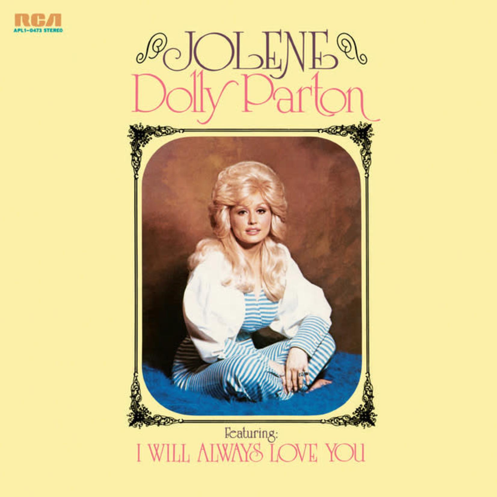 Vinyl Dolly Parton - Jolene