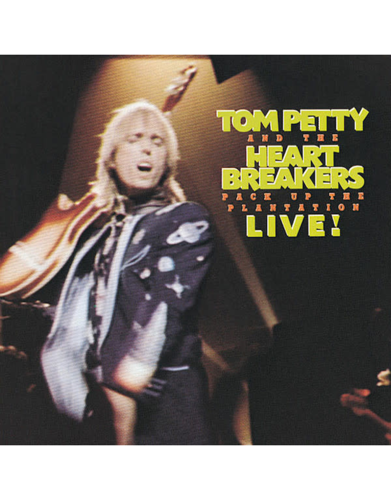 Vinyl Tom Petty - Pack Up The Plantation Live!