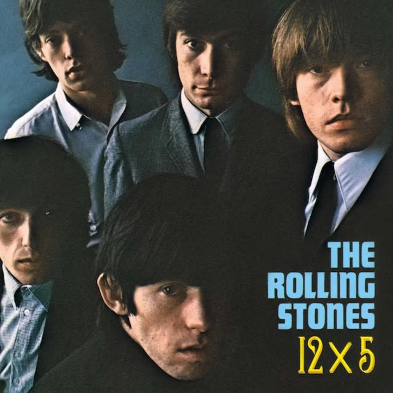 Vinyl The Rolling Stones - 12 X 5