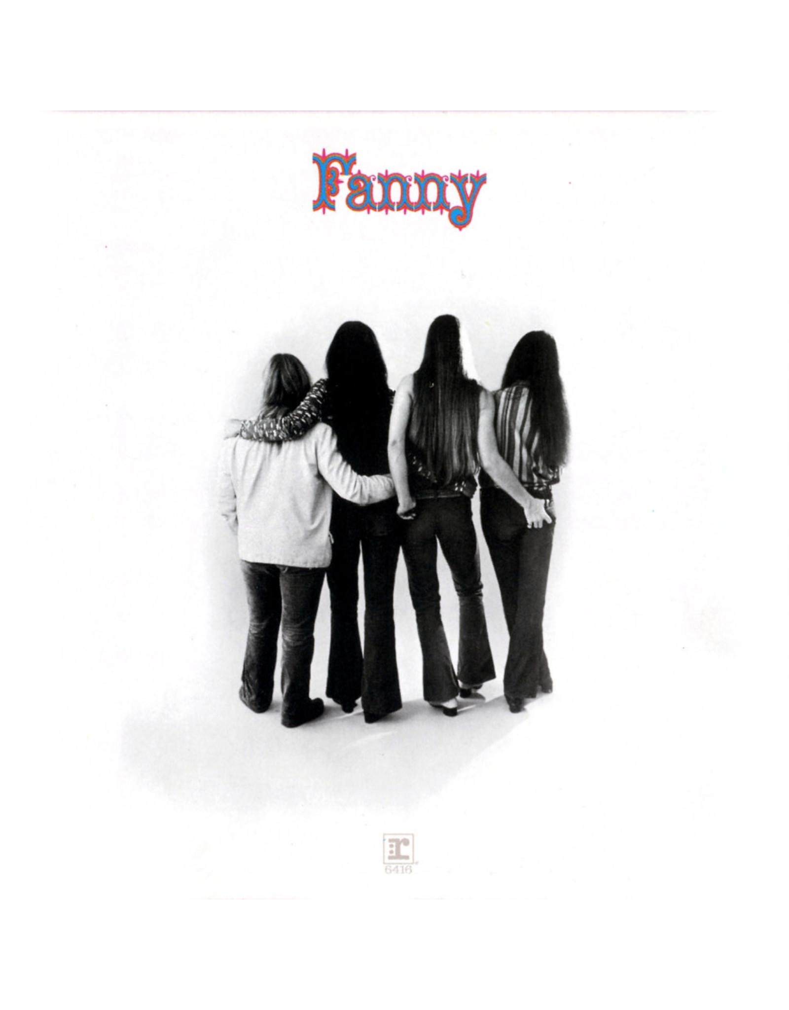 Vinyl Fanny - S/T