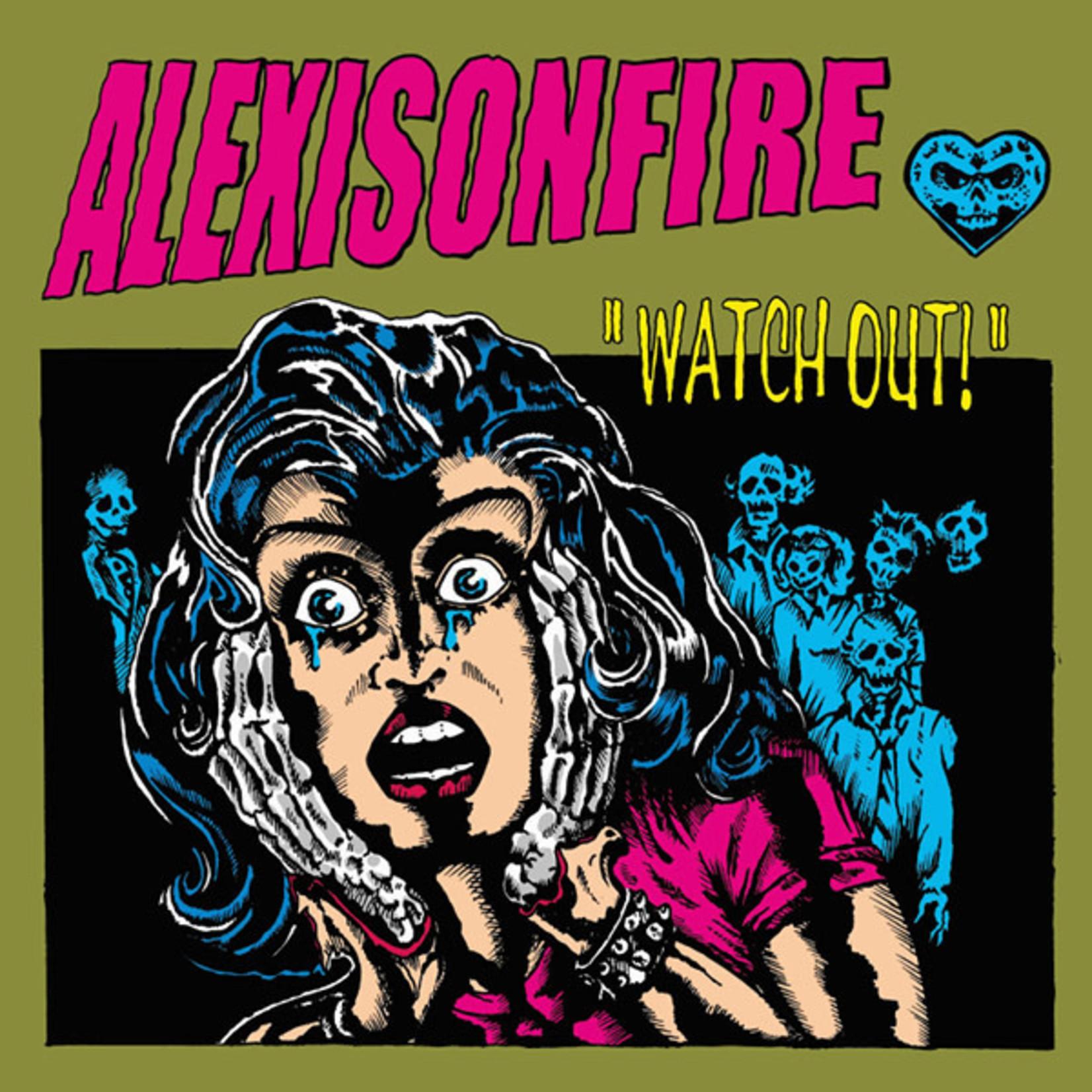 Vinyl Alexisonfire - Watchout!