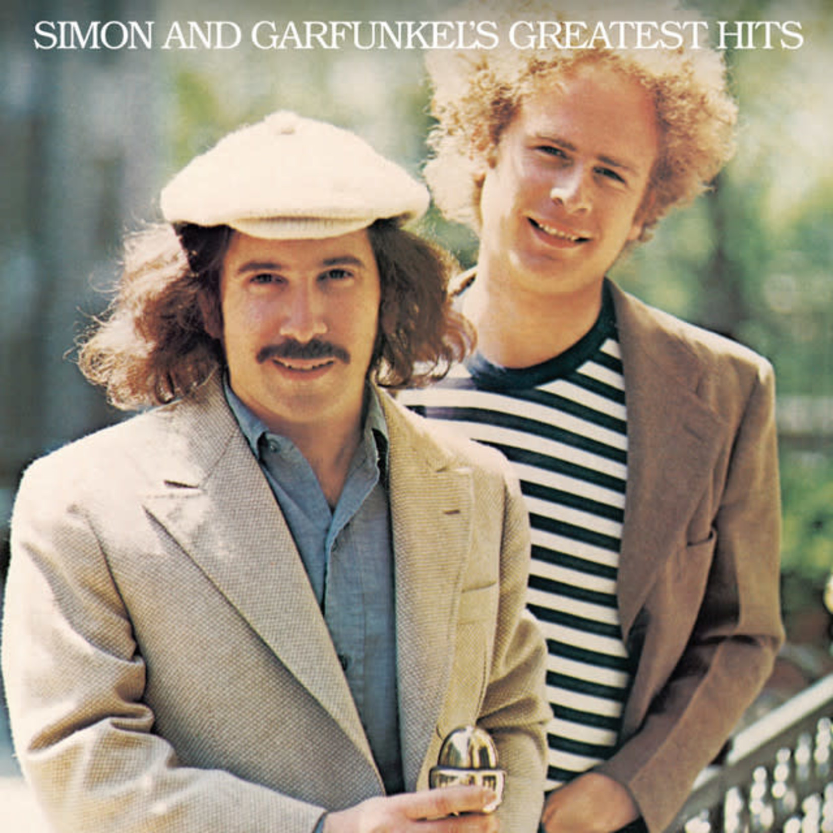 Vinyl Simon and Garfunkel - Greatest Hits