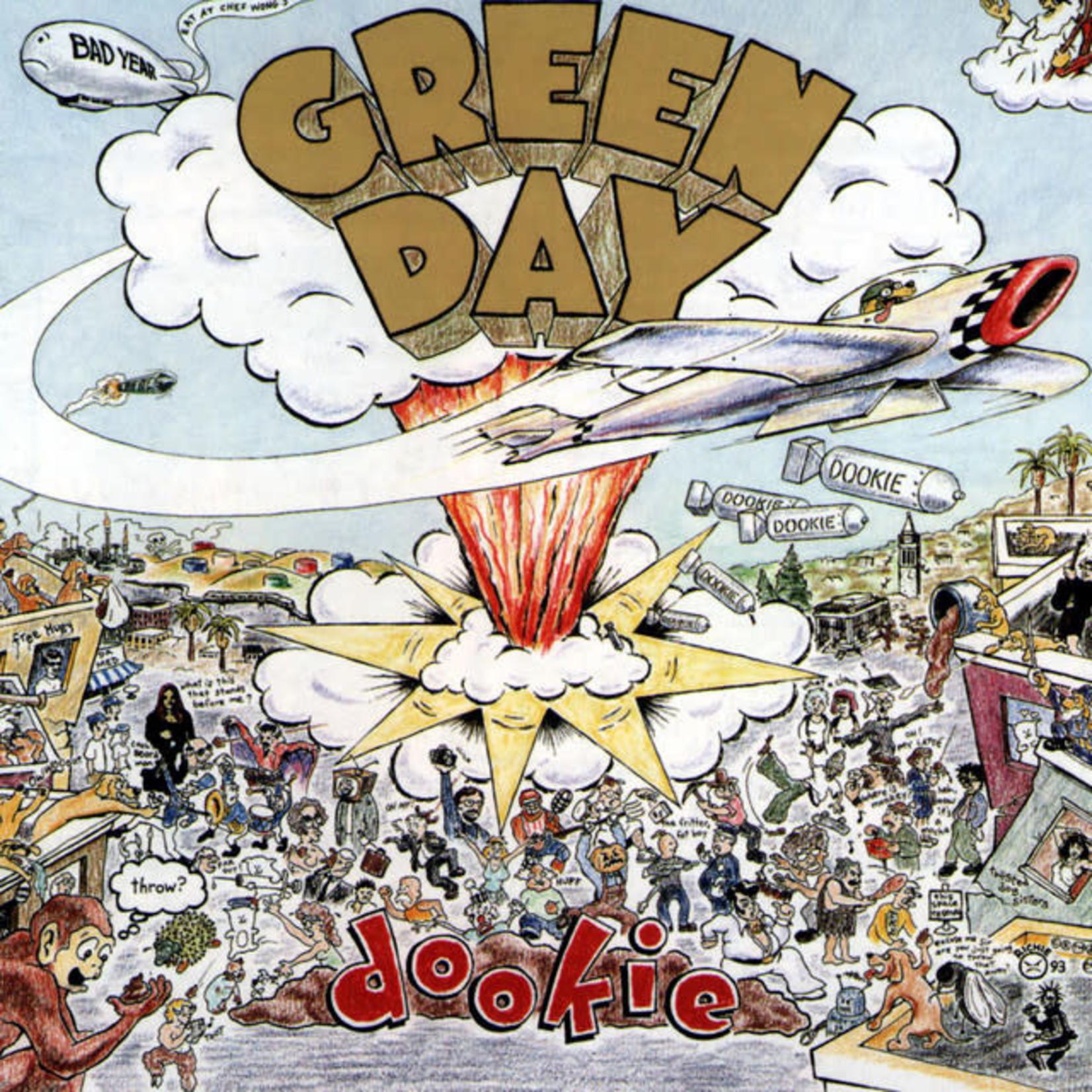 Vinyl Green Day - Dookie