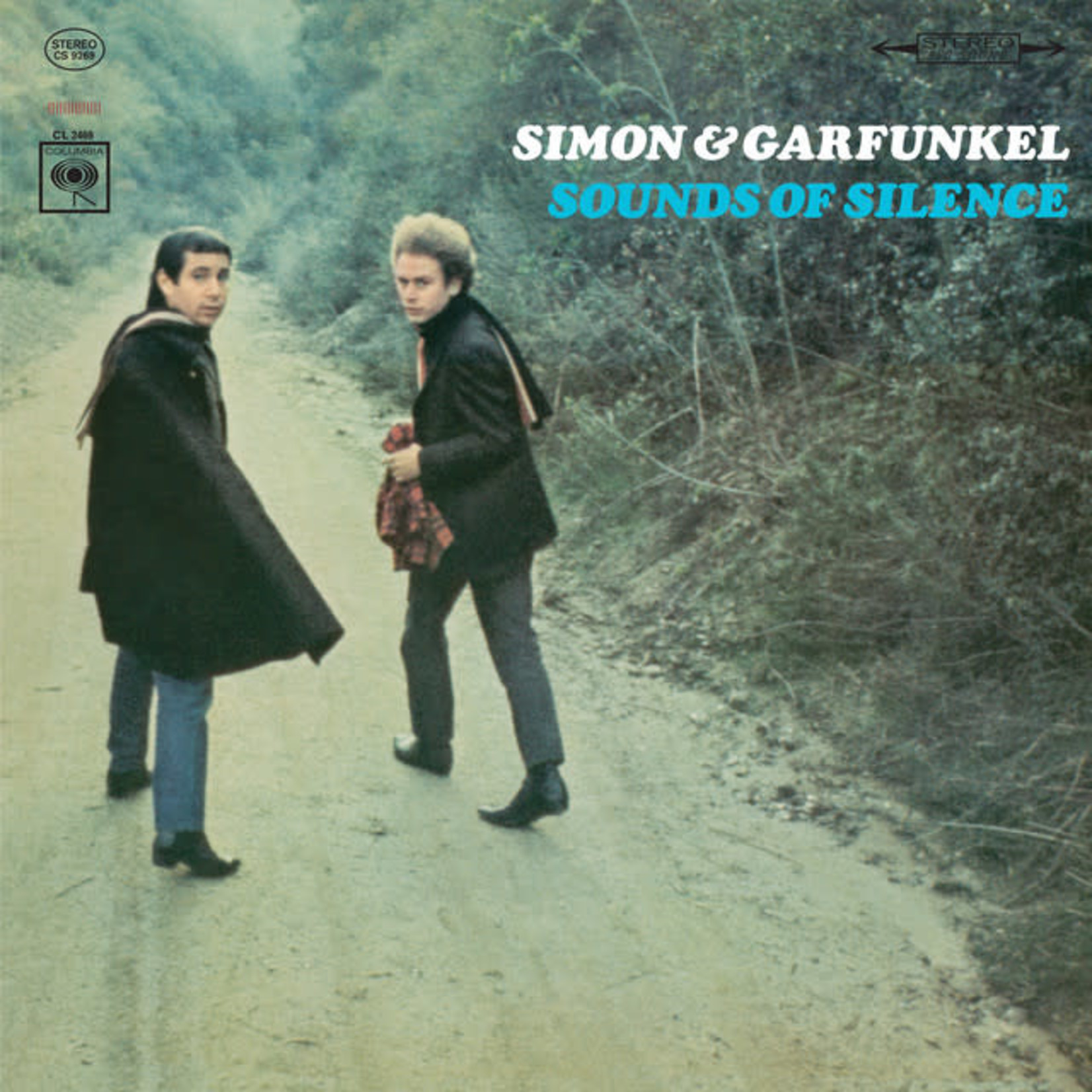 Vinyl Simon and Garfunkel - Sounds Of Silence