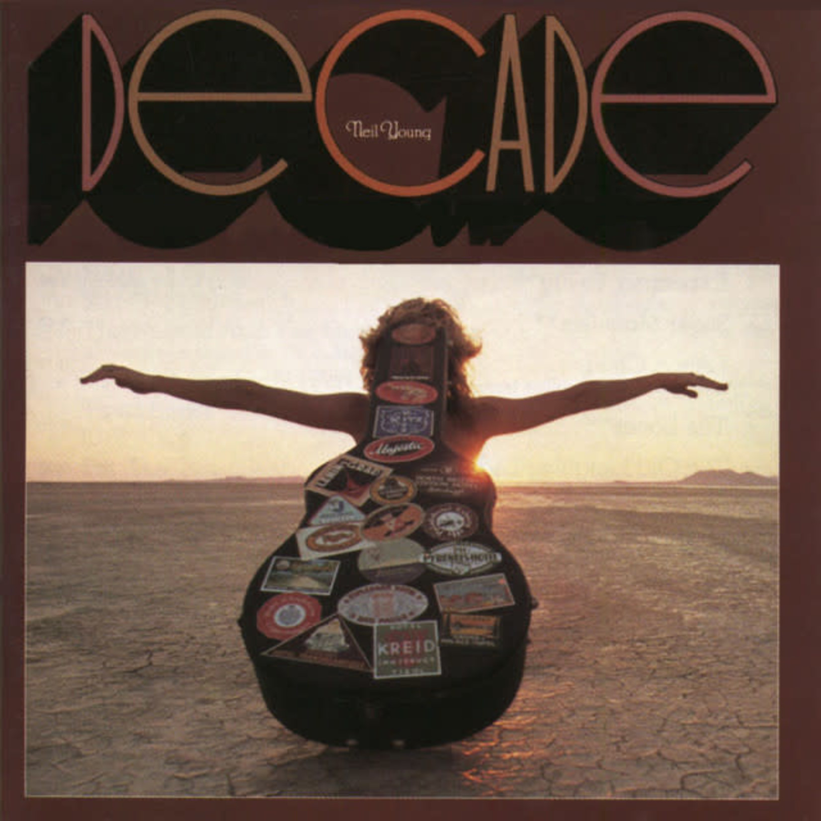 Vinyl Neil Young - Decade (3LP) - Out of Print