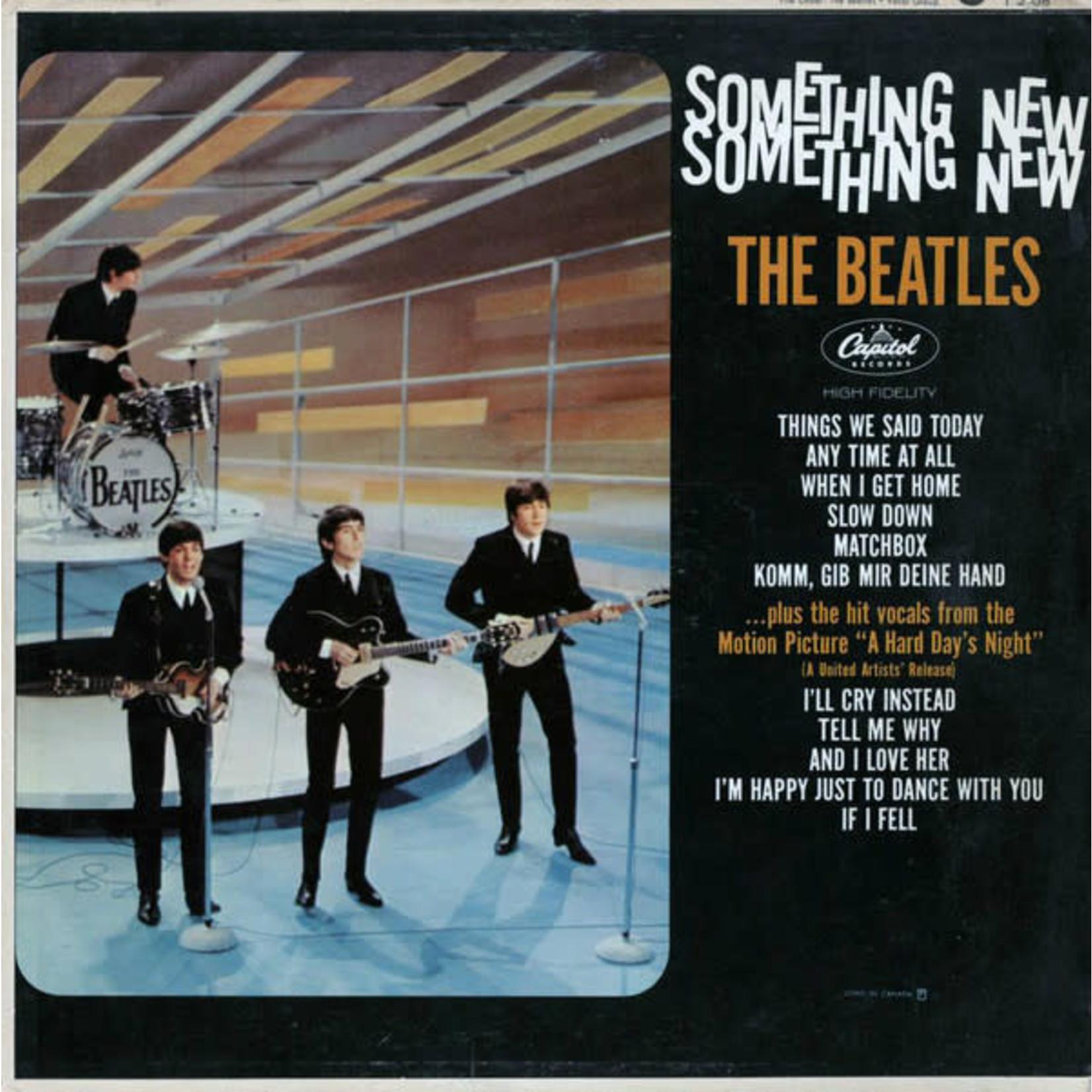 Vinyl The Beatles - Something New (Mono T 2108 Canada)