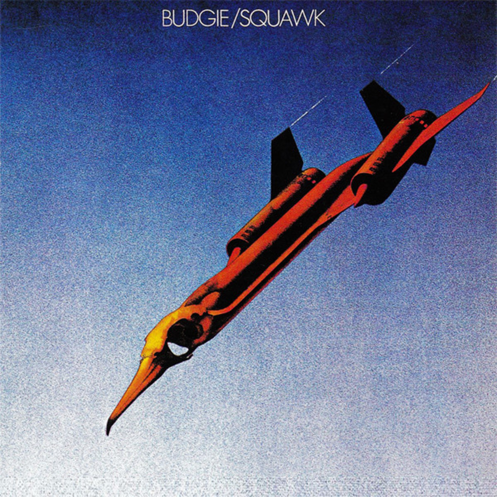 Vinyl Budgie - Squawk
