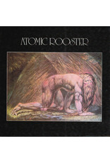 Vinyl Atomic Rooster - Death Walks Behind You