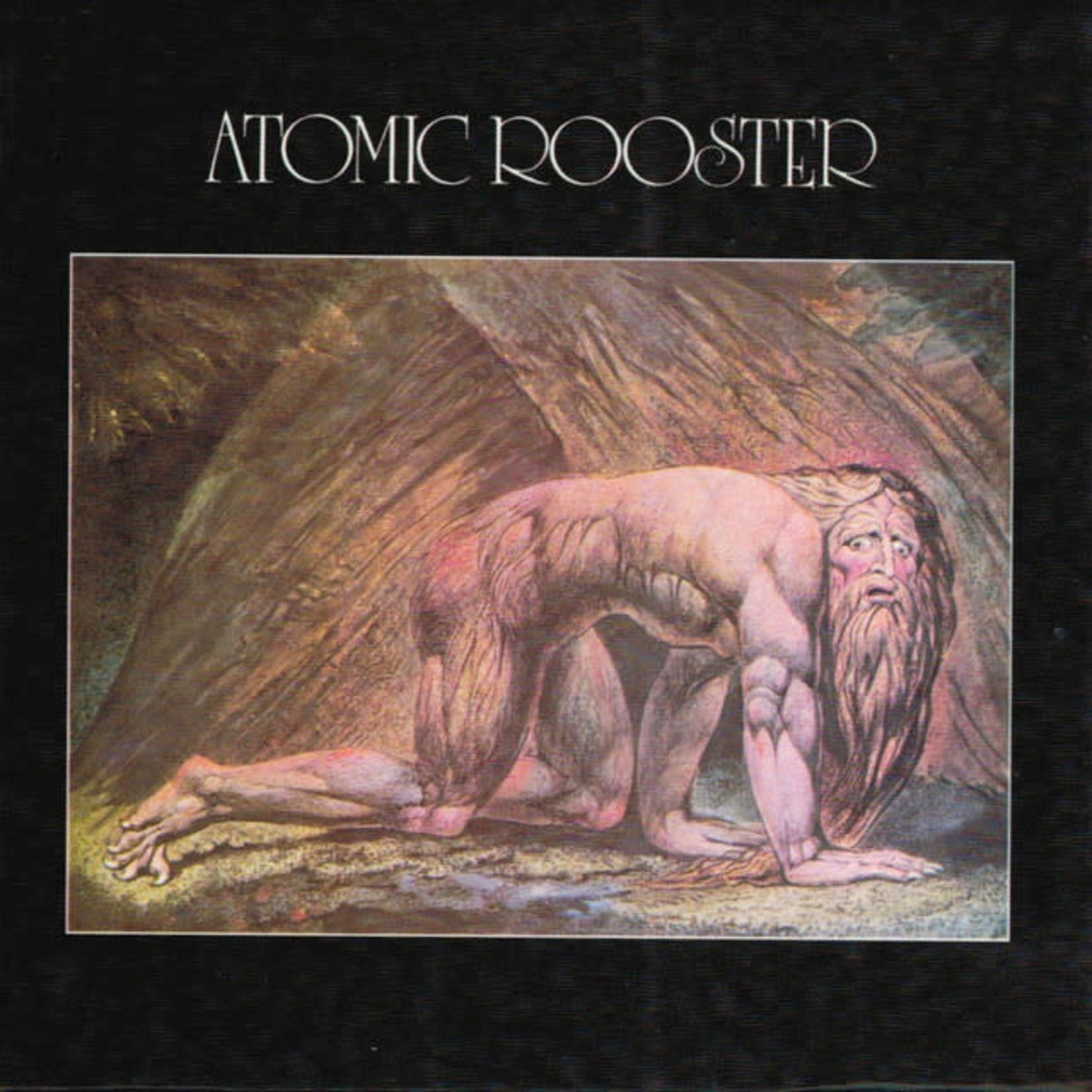 Vinyl Atomic Rooster - Death Walks Behind You  $$