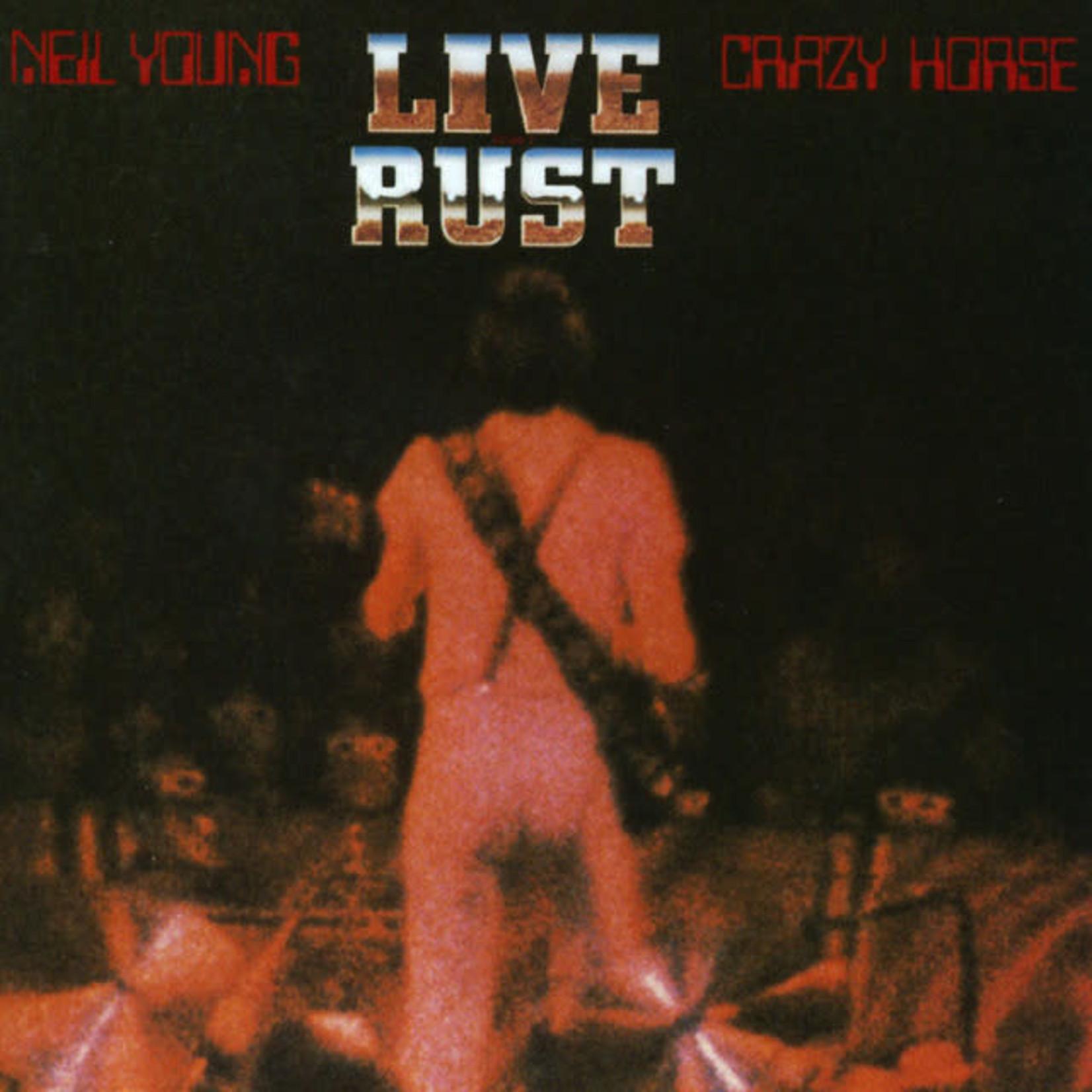 Vinyl Neil Young - Live Rust