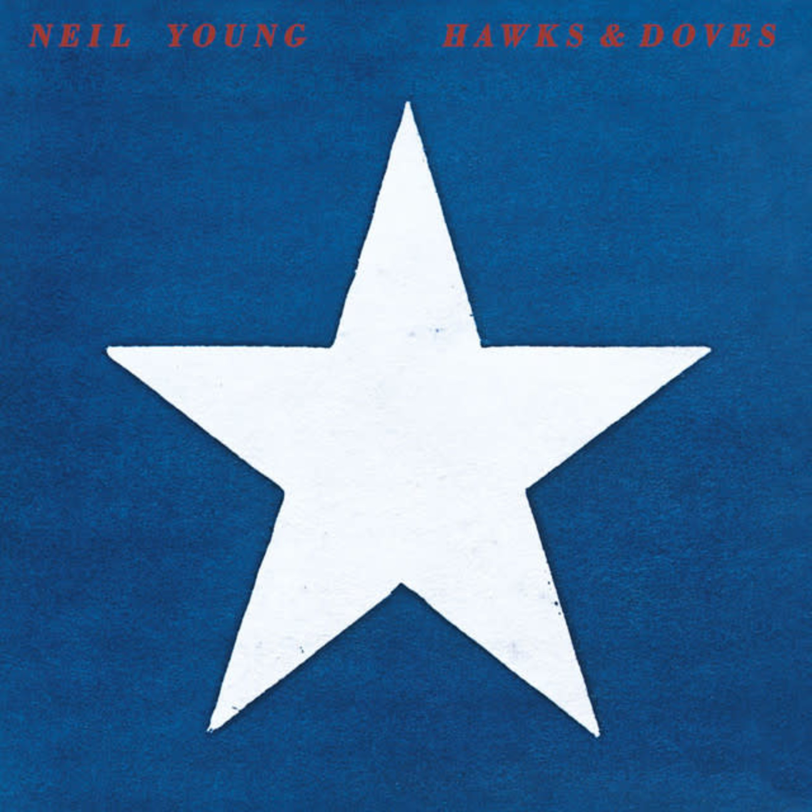 Vinyl Neil Young - Hawks and Doves