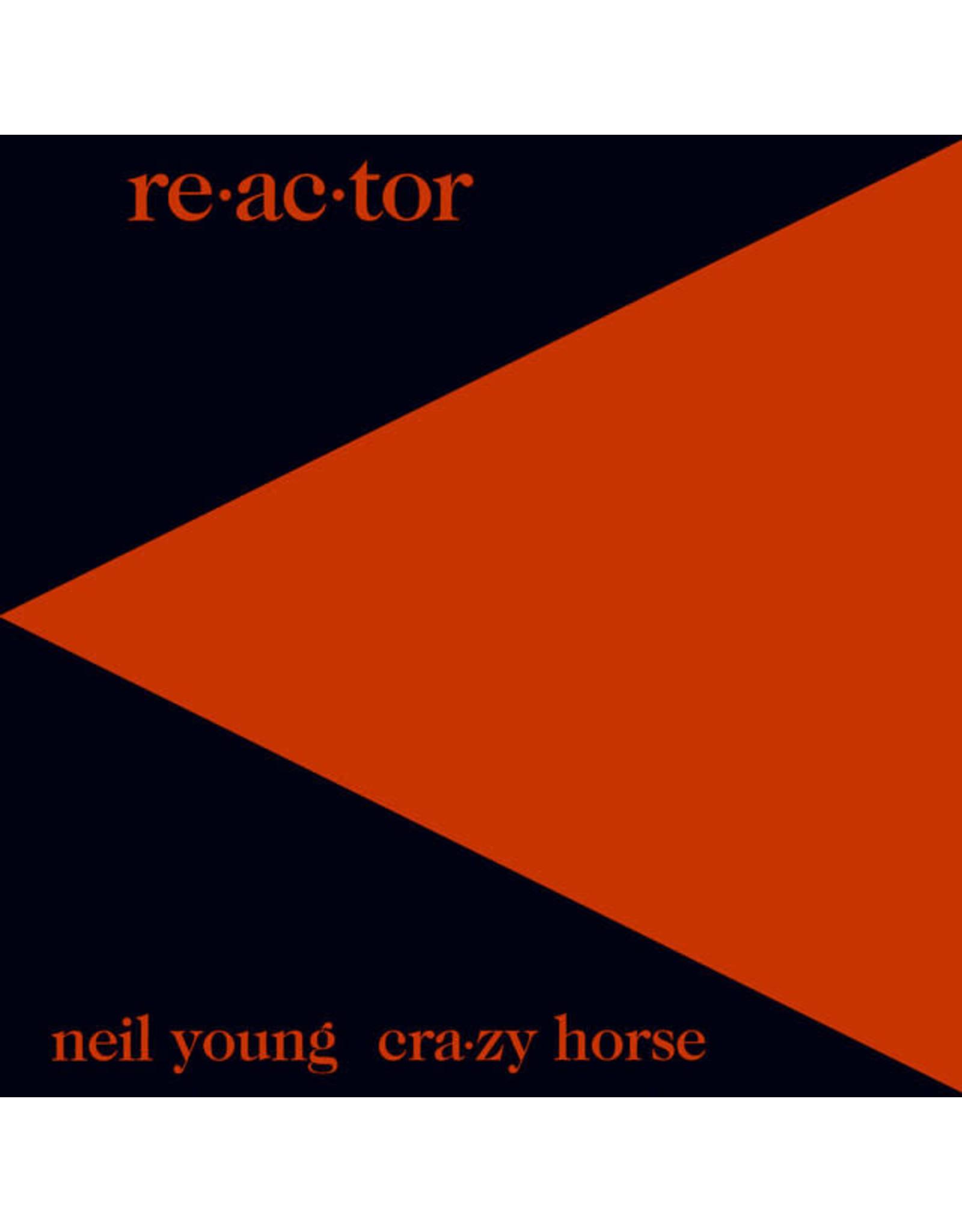 Vinyl Neil Young - Reactor