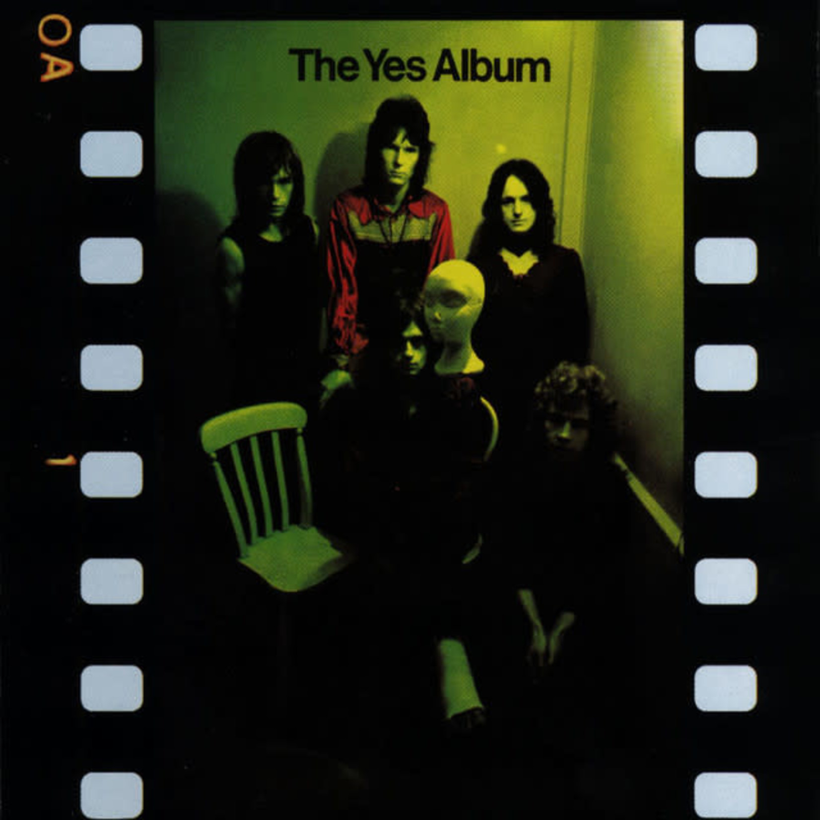 Vinyl Yes - The Yes Album