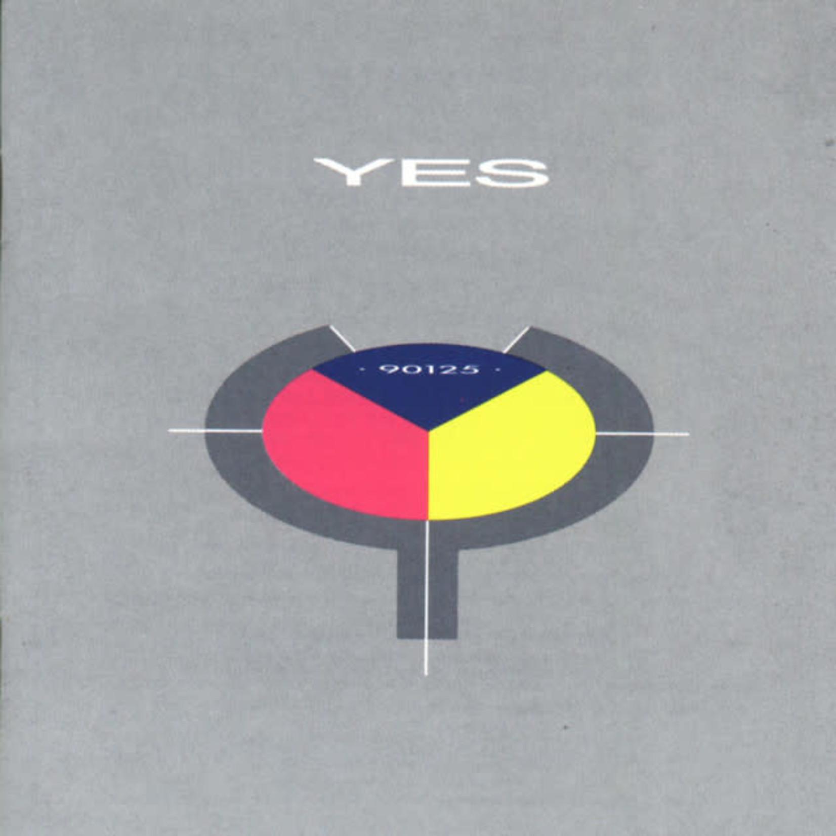 Vinyl Yes - 90125