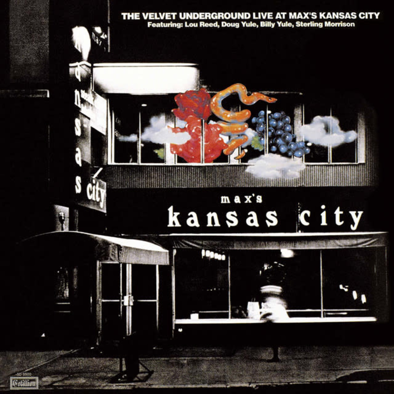 Vinyl The Velvet Underground - Max's Kansas City