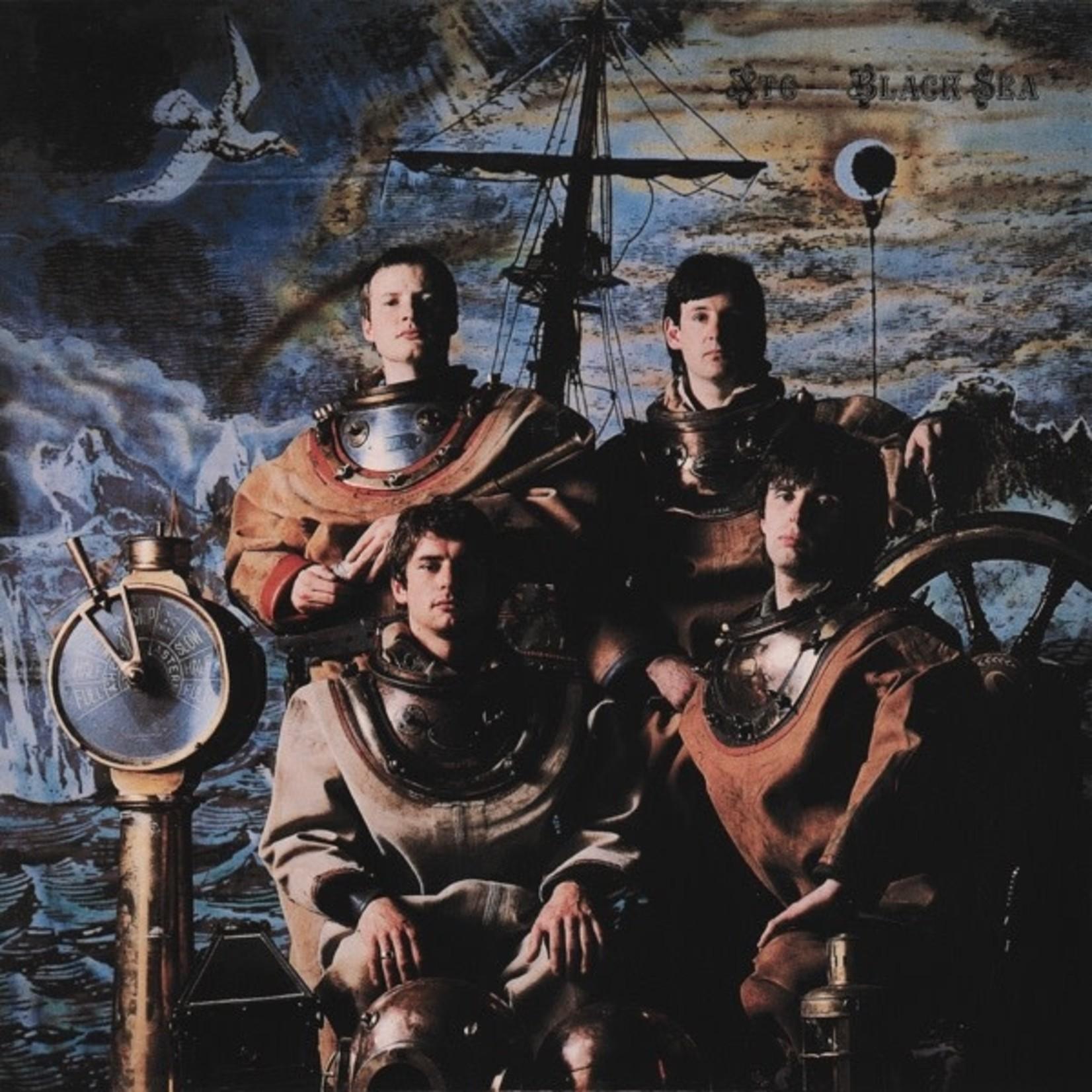 Vinyl XTC - Black Sea