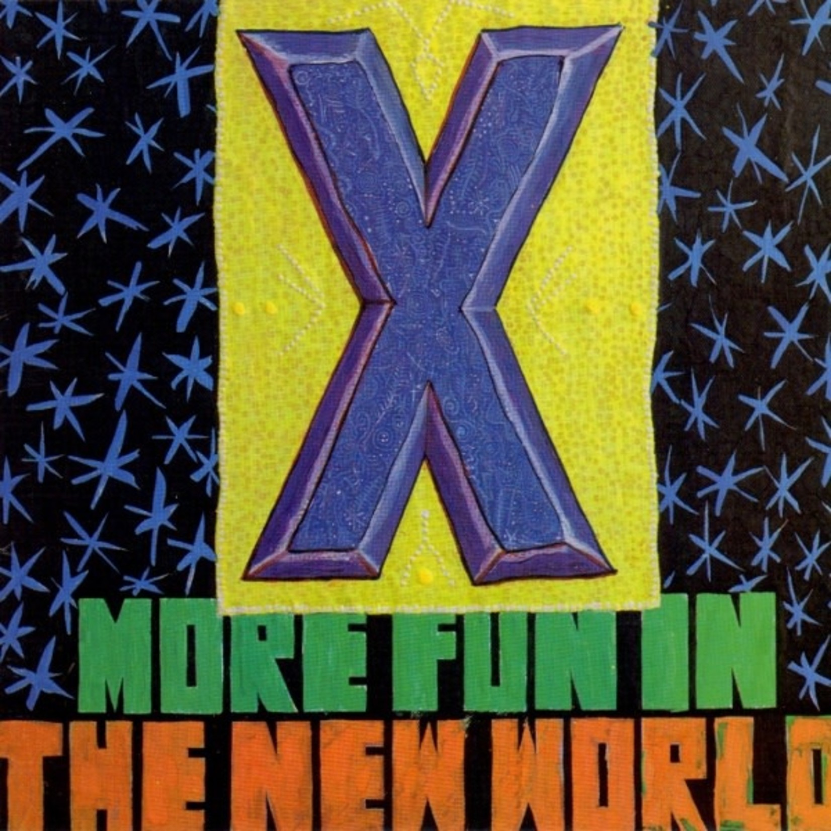 Vinyl X - More Fun In The New World