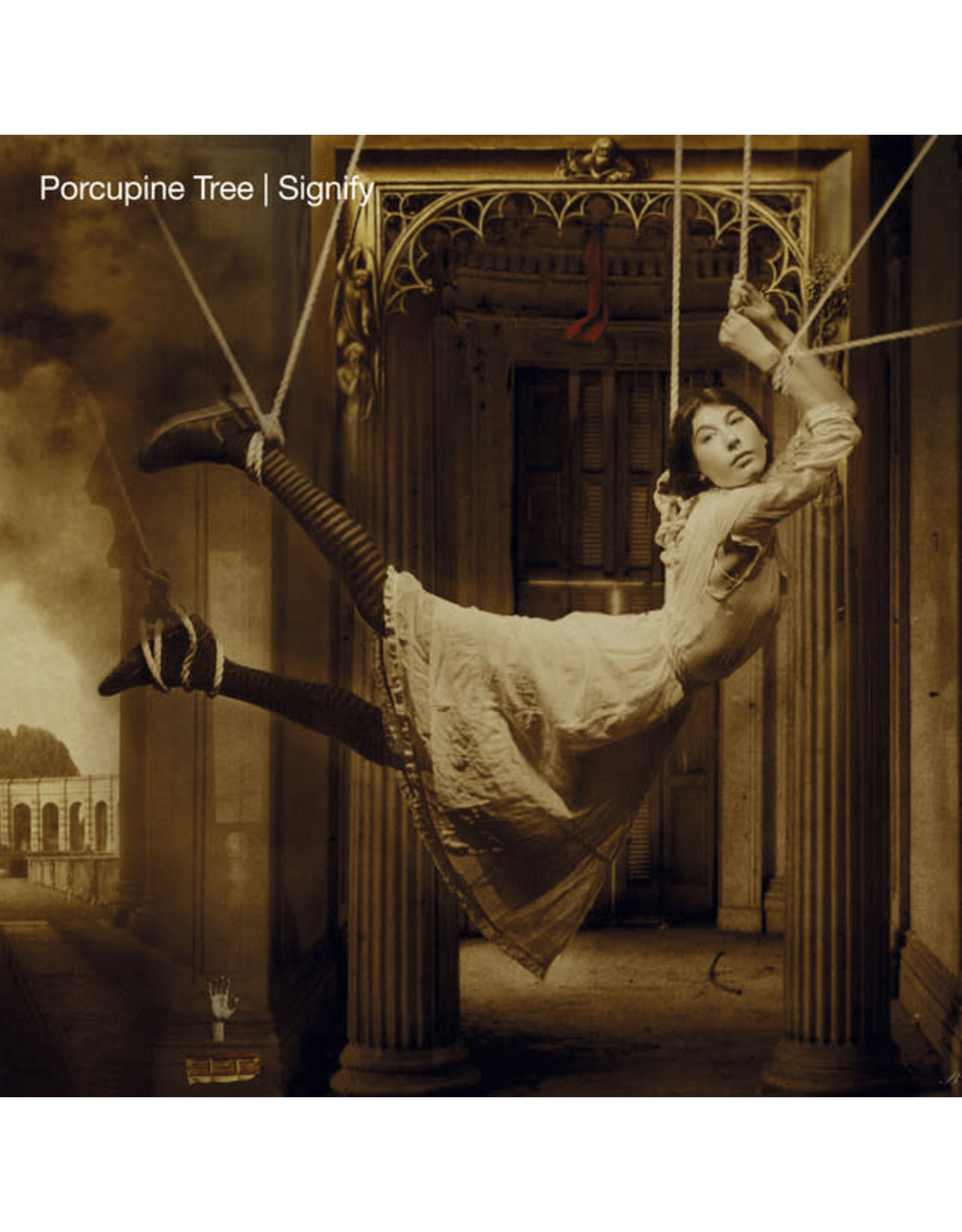 Vinyl Porcupine Tree - Signify  Final Sale