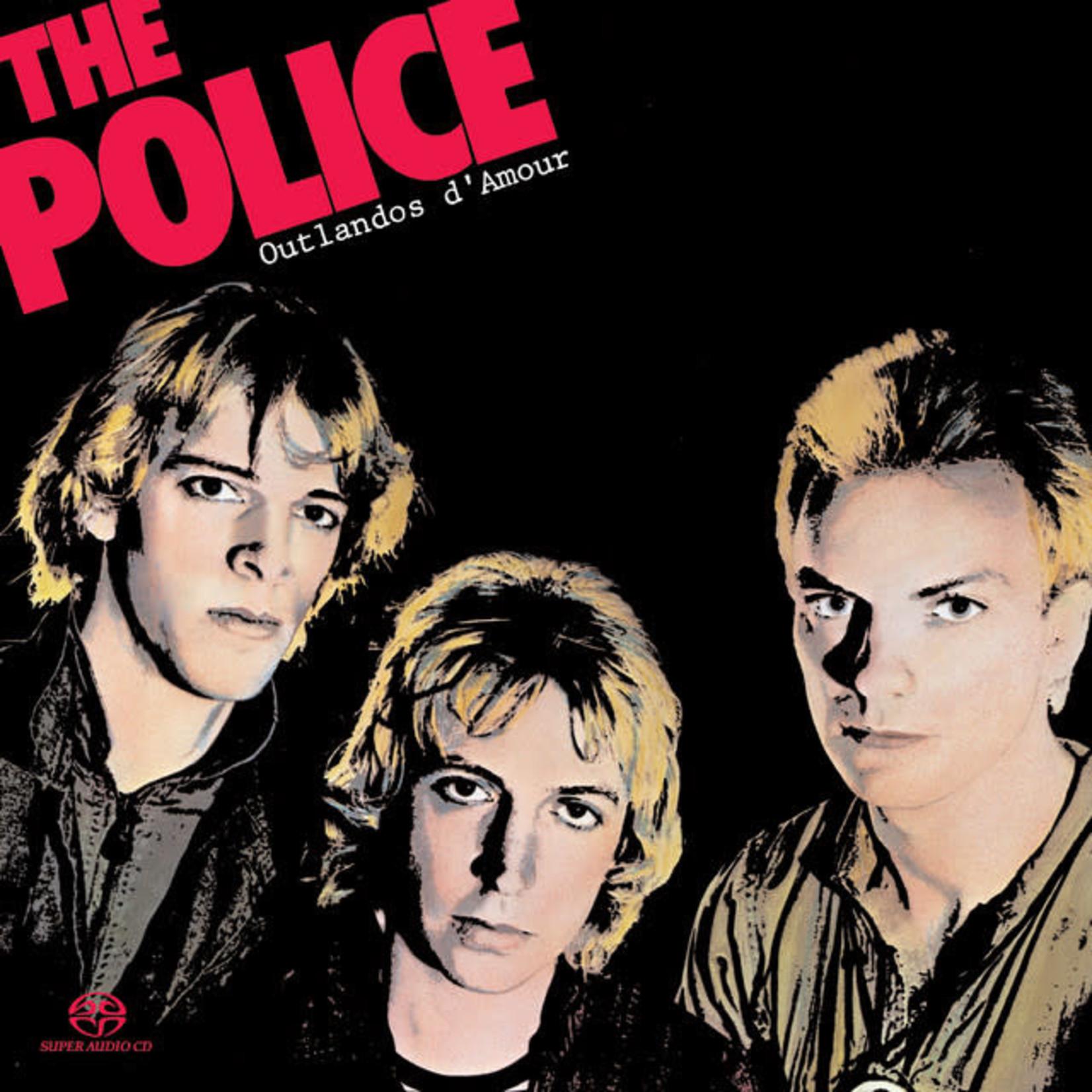 Vinyl The Police - Outlandos d'Amour