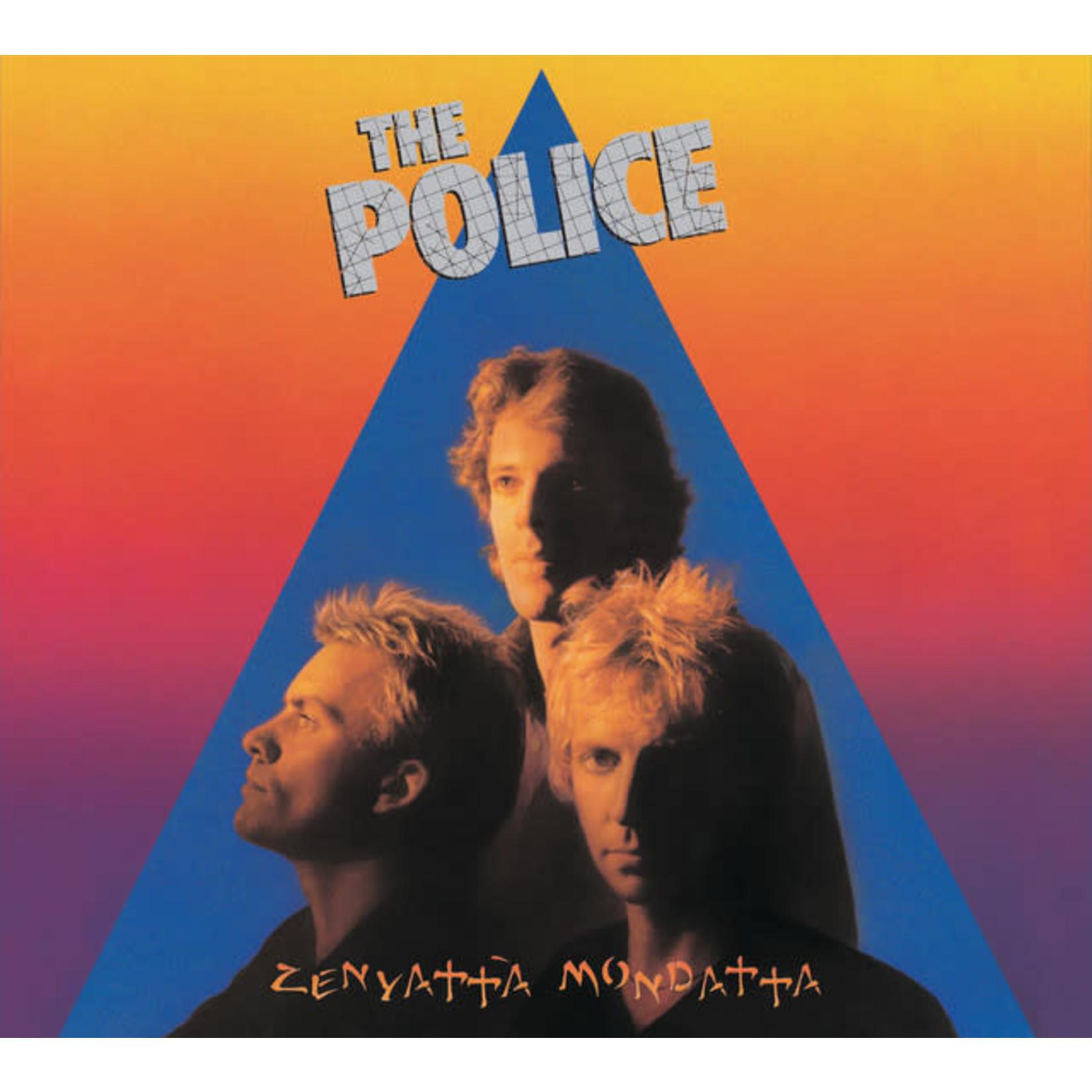 Vinyl The Police - Zenyatta Mondatta