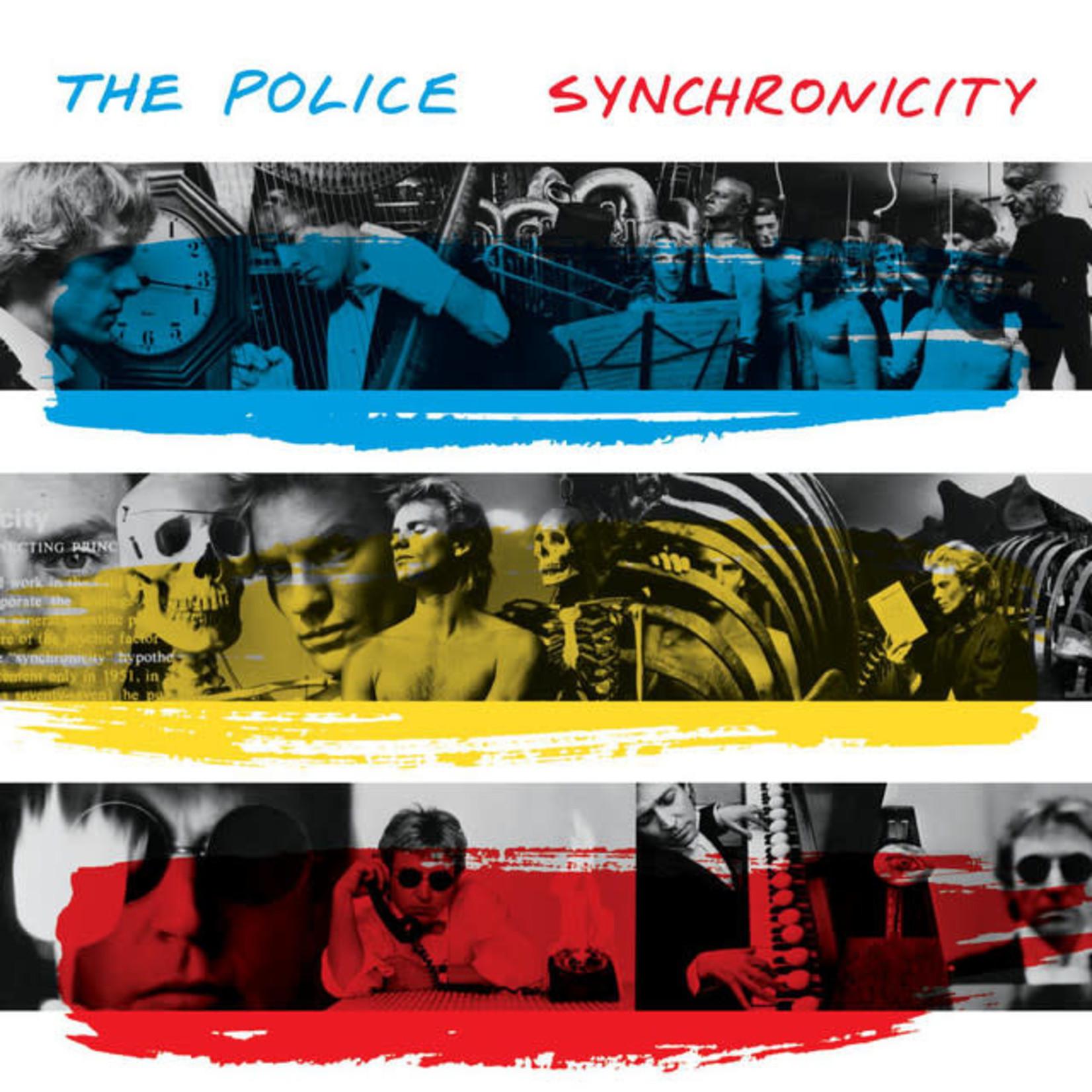 Vinyl The Police - Synchroncity