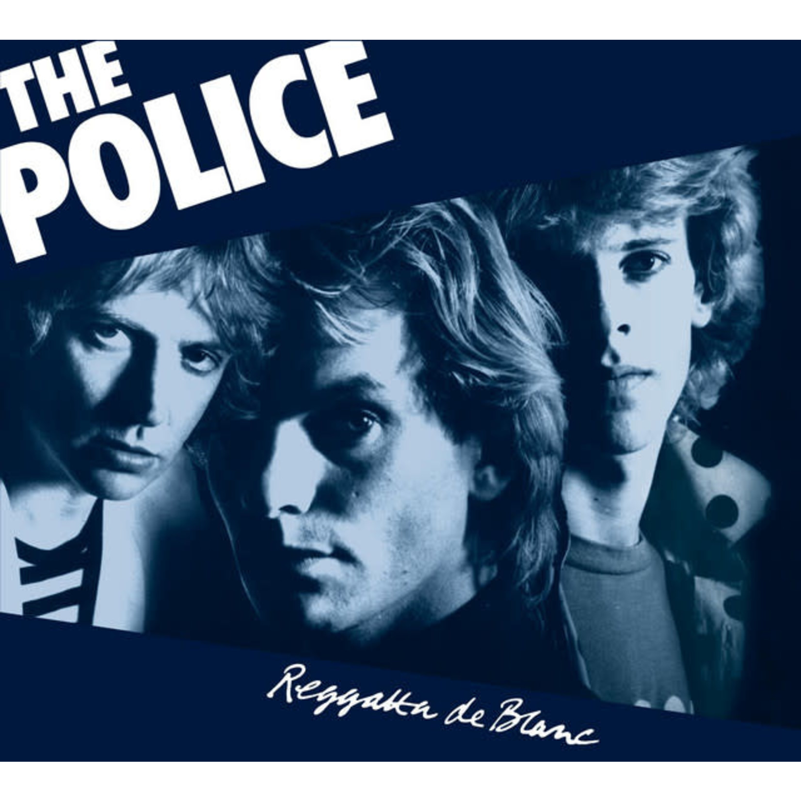 Vinyl The Police - Regatta de Blanc