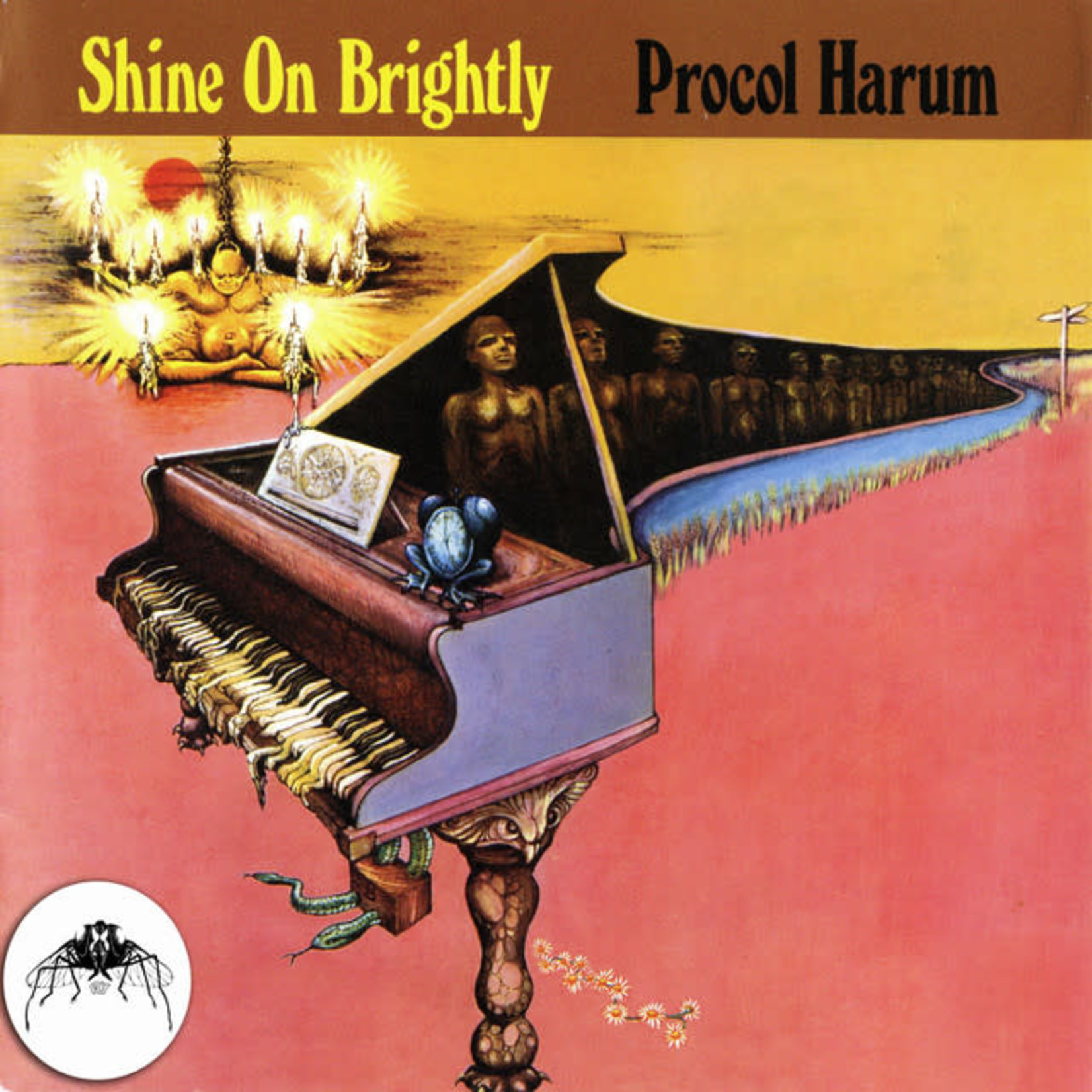 Vinyl Procol Harum - Shine On Brightly. $$