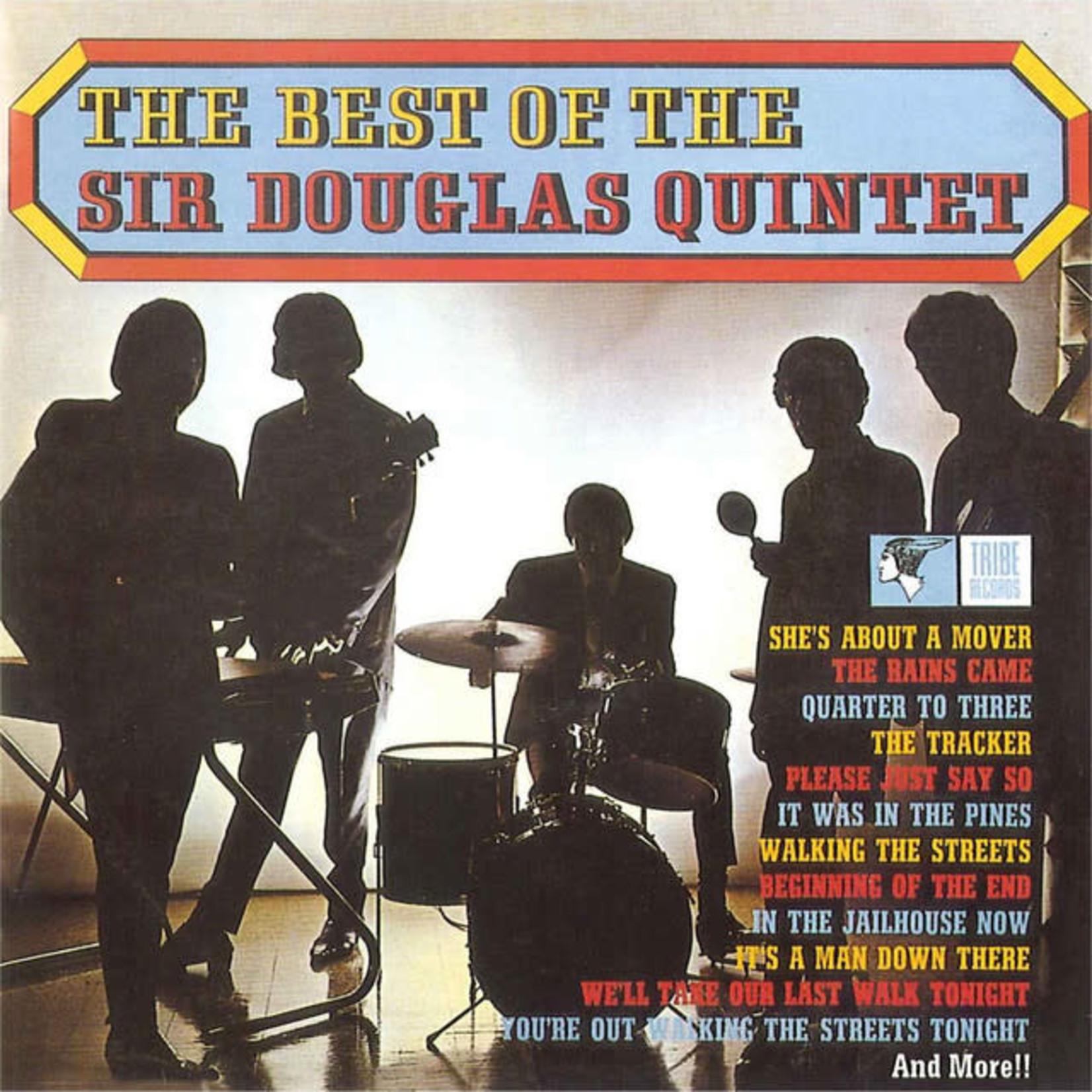 Vinyl The Sir Douglas Quintet - The Best Of.   $$