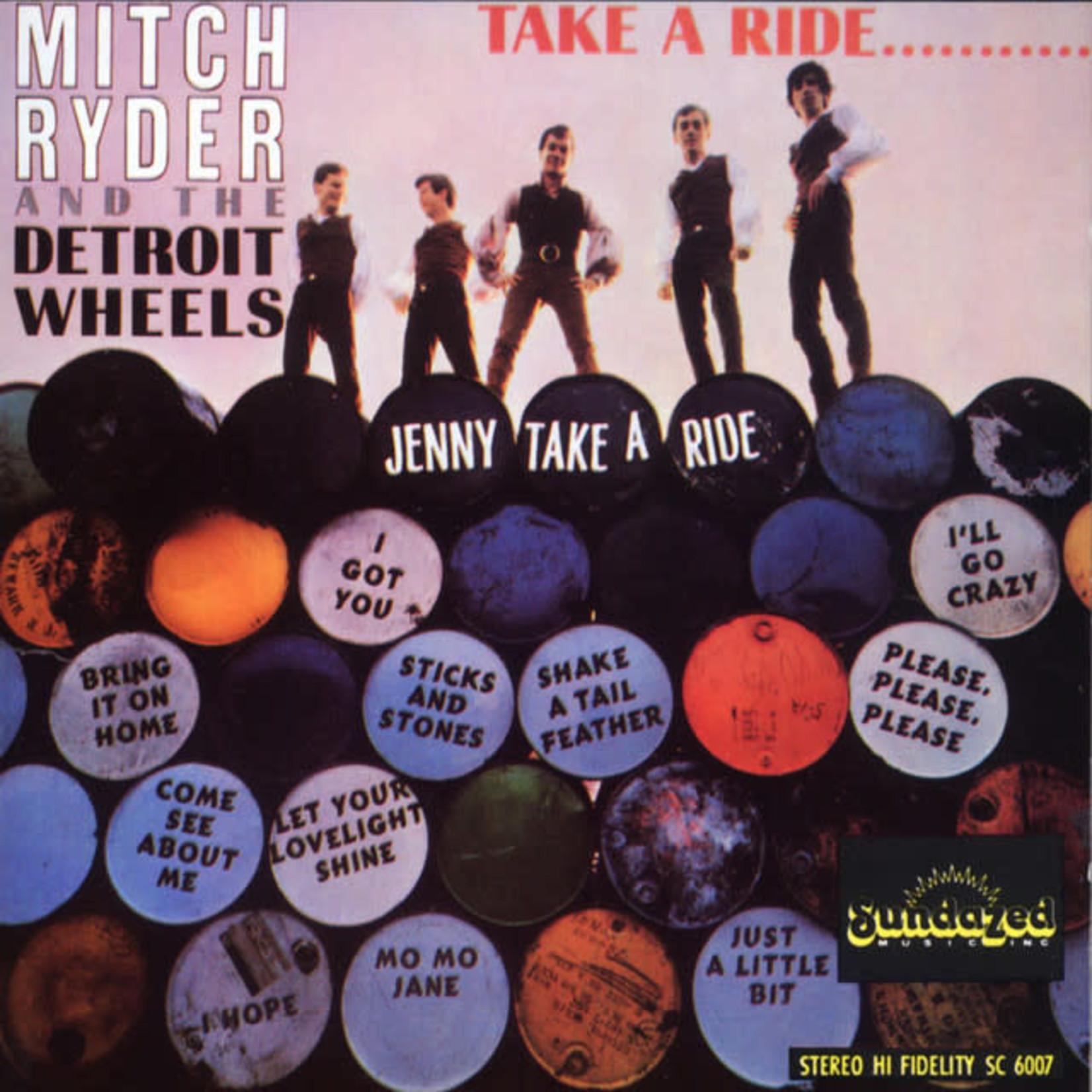 Vinyl Mitch Ryder - Take A Ride
