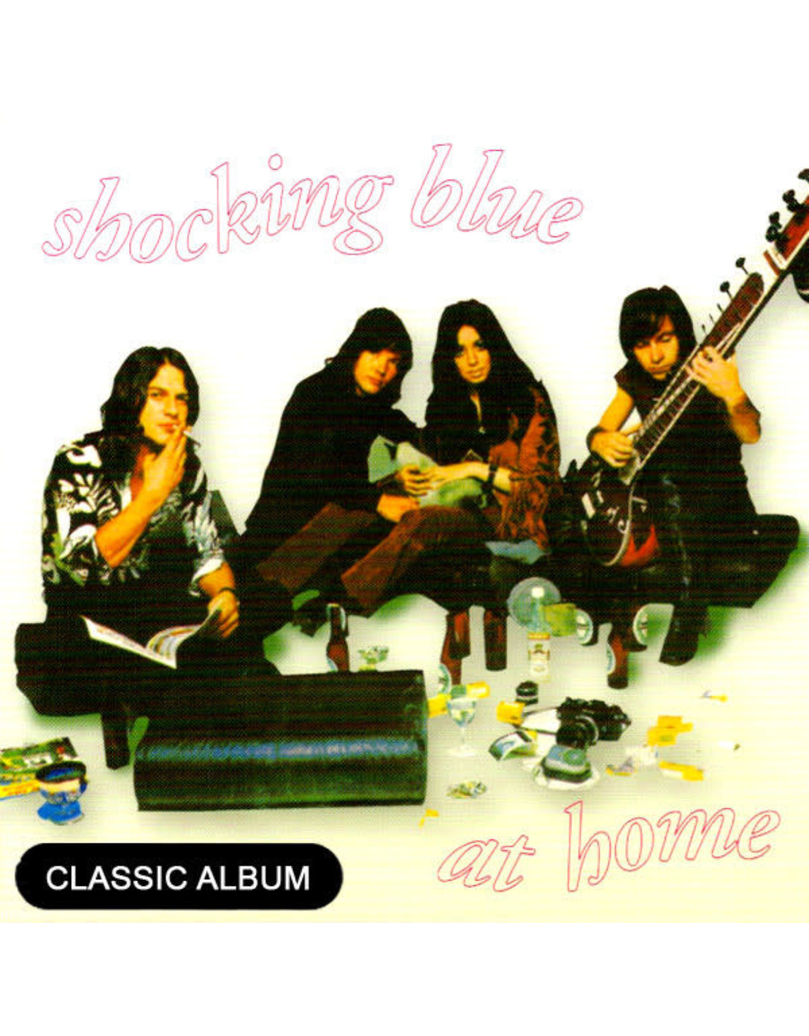 Vinyl Shocking Blue - At Home